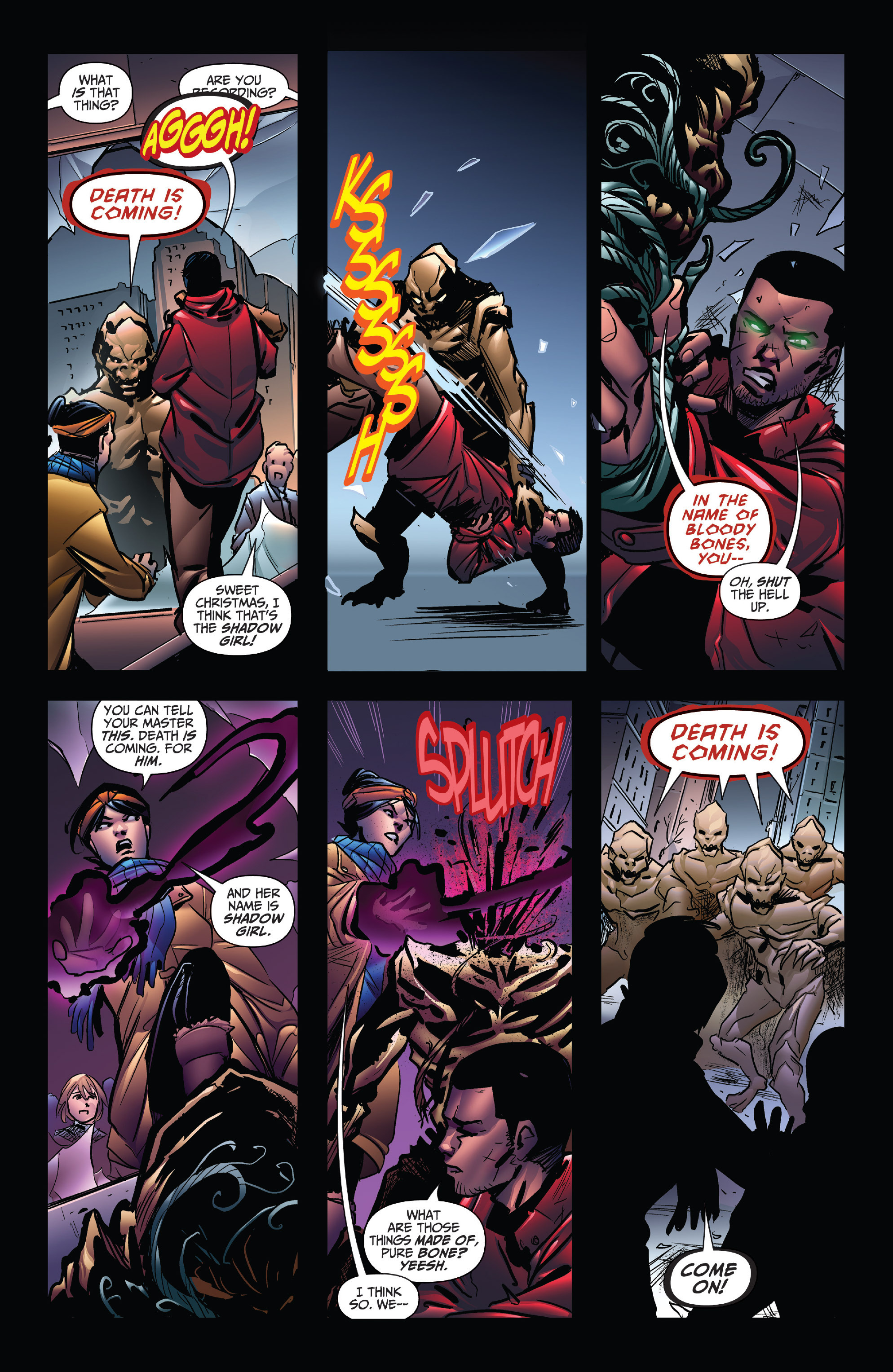 Read online Grimm Fairy Tales: Arcane Acre comic -  Issue # TPB 4 - 33