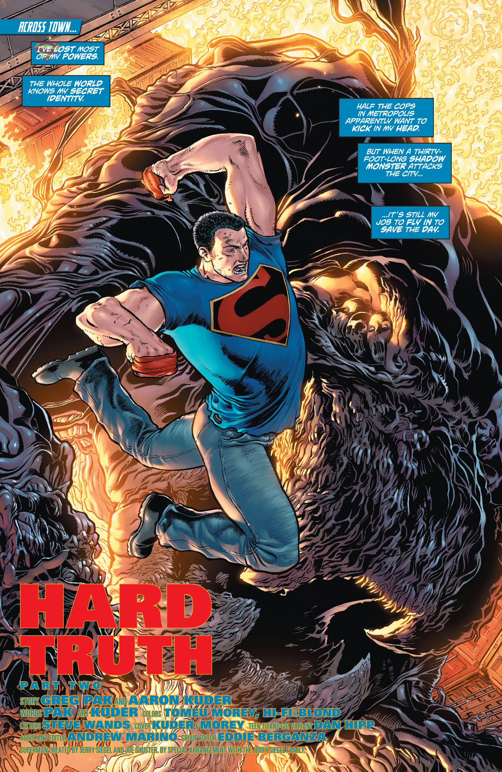 Read online Action Comics (2011) comic -  Issue #42 - 5