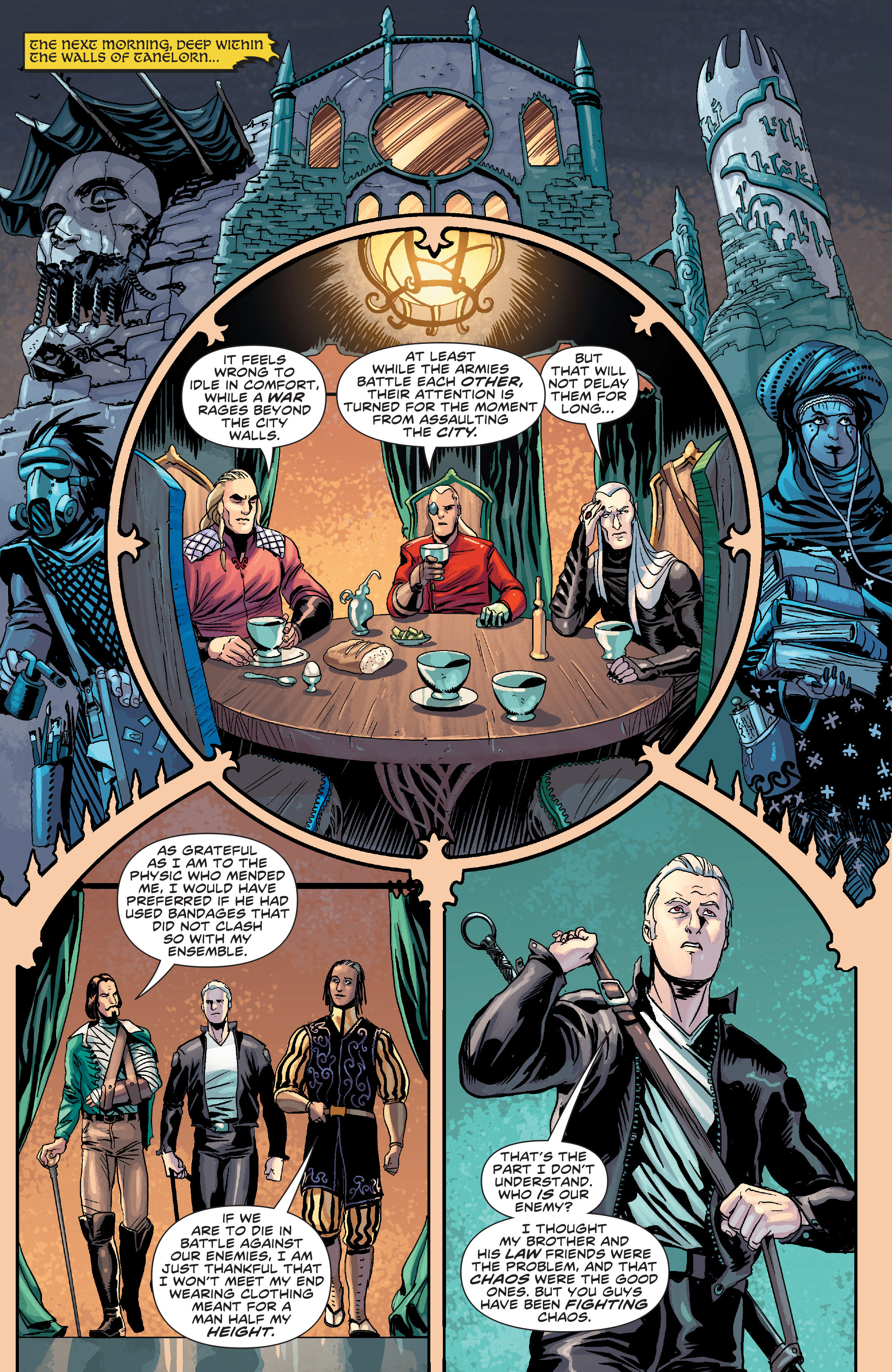 Read online Elric: The Balance Lost comic -  Issue # TPB 2 - 77
