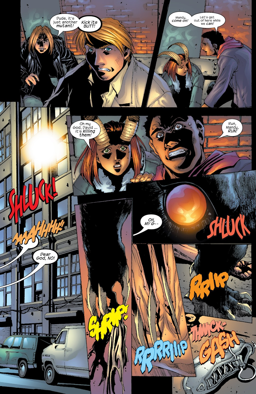 Read online X-Men: Unstoppable comic -  Issue # TPB (Part 2) - 98