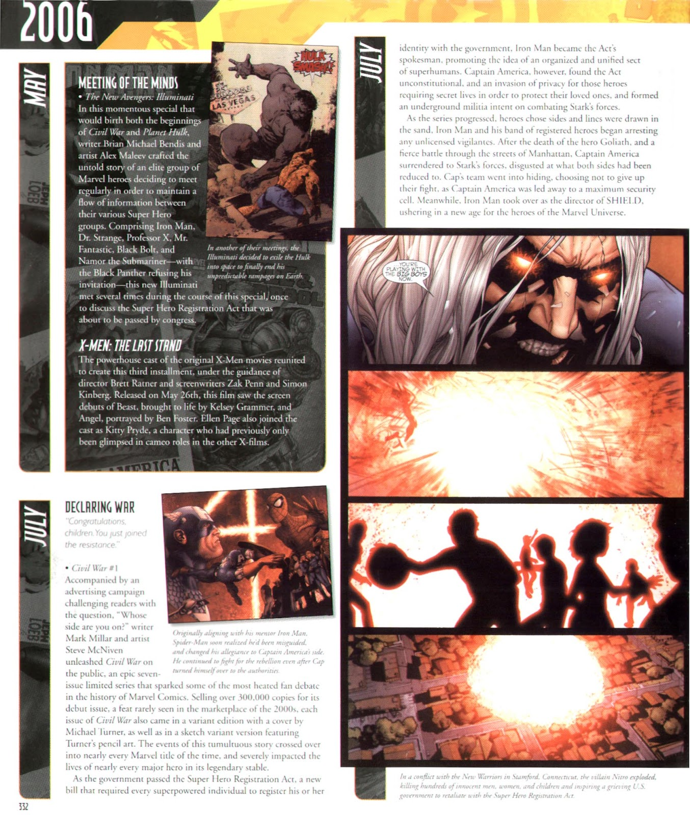 Read online Marvel Chronicle comic -  Issue # TPB (Part 3) - 108