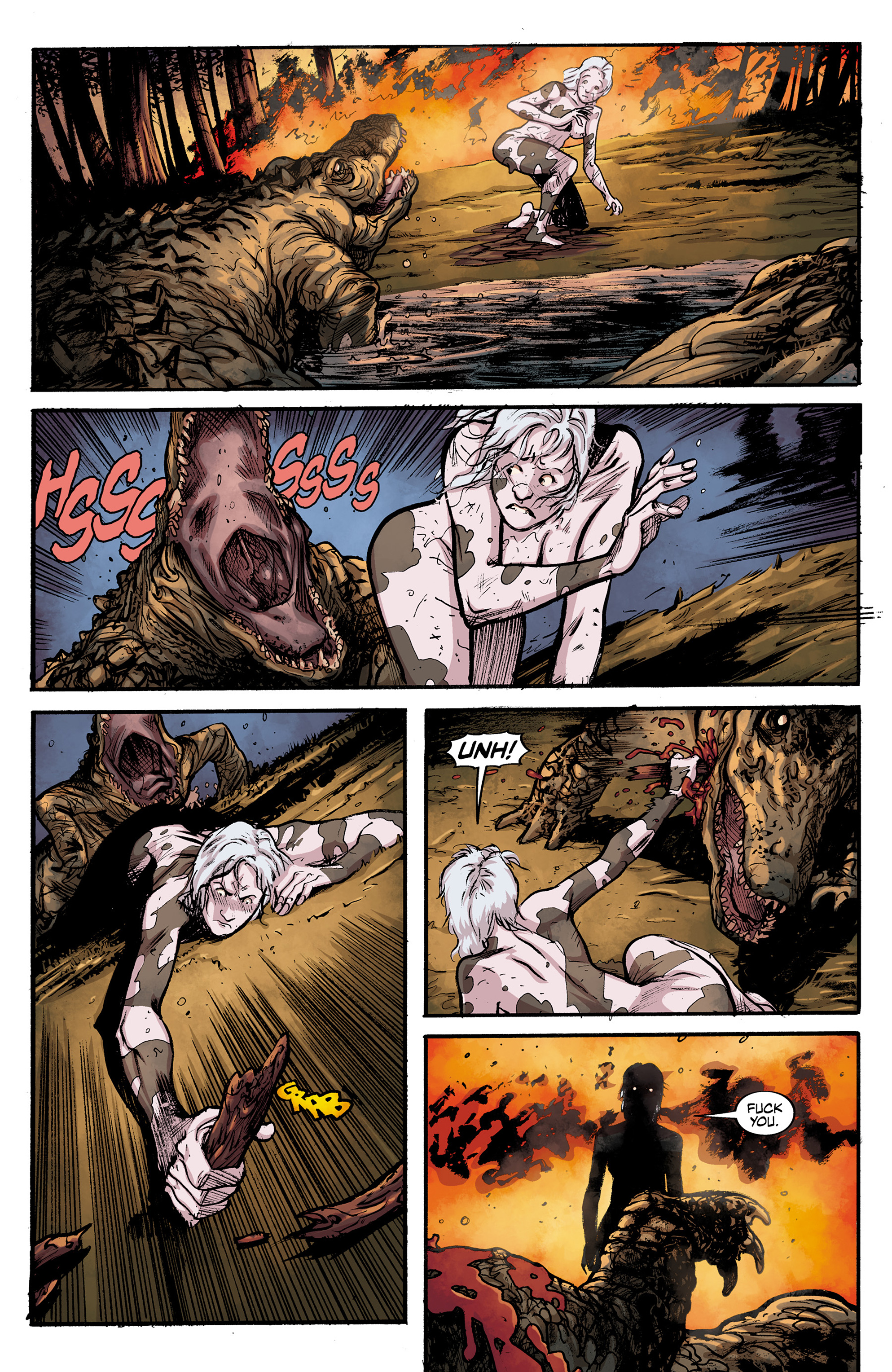 Read online Alabaster: The Good, the Bad and the Bird comic -  Issue #3 - 10