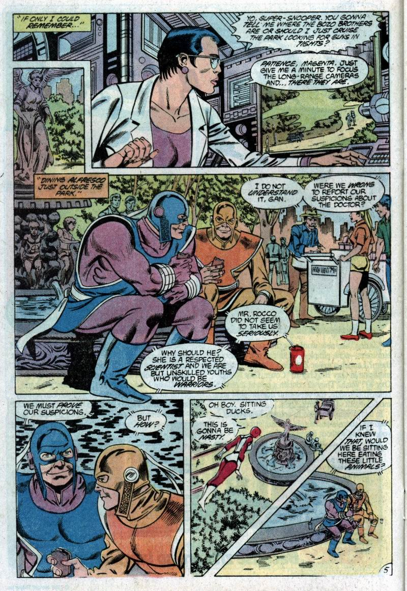 Teen Titans Spotlight issue 17 - Page 6