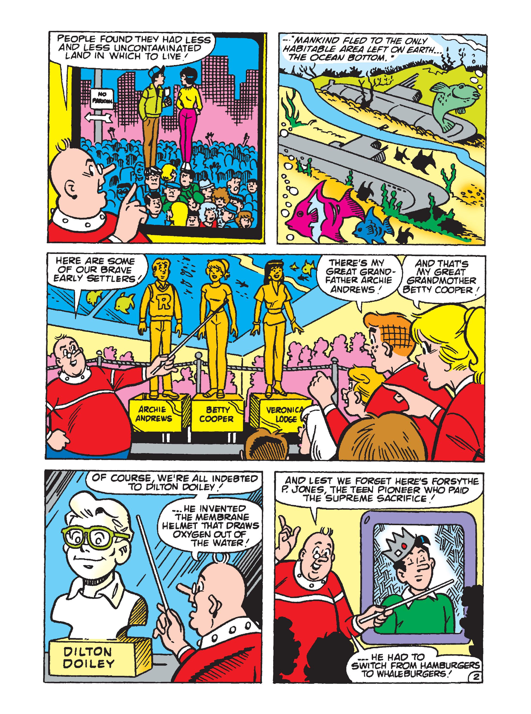 Read online Archie 1000 Page Comics Bonanza comic -  Issue #2 (Part 1) - 143