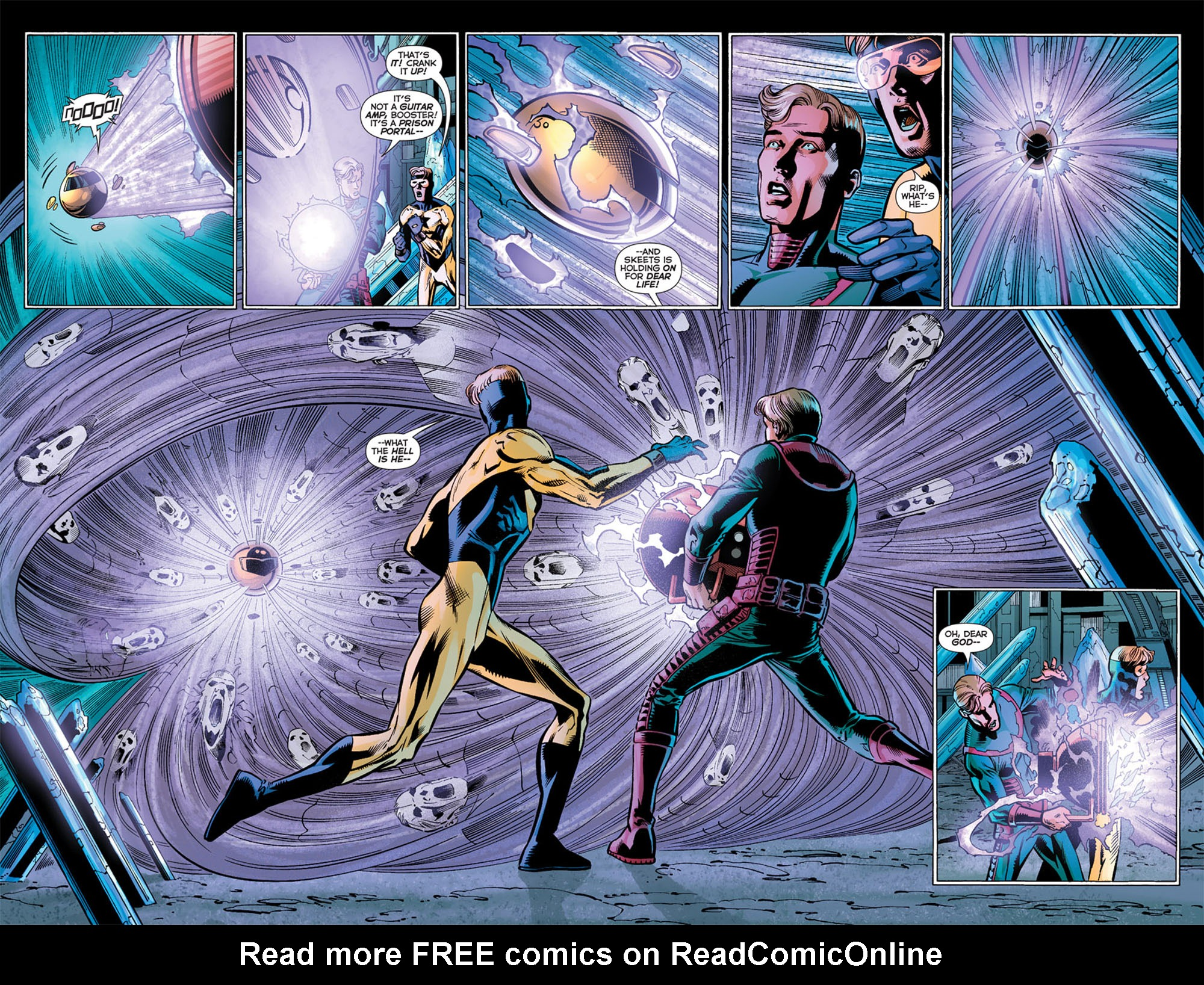 Read online 52 comic -  Issue #37 - 12