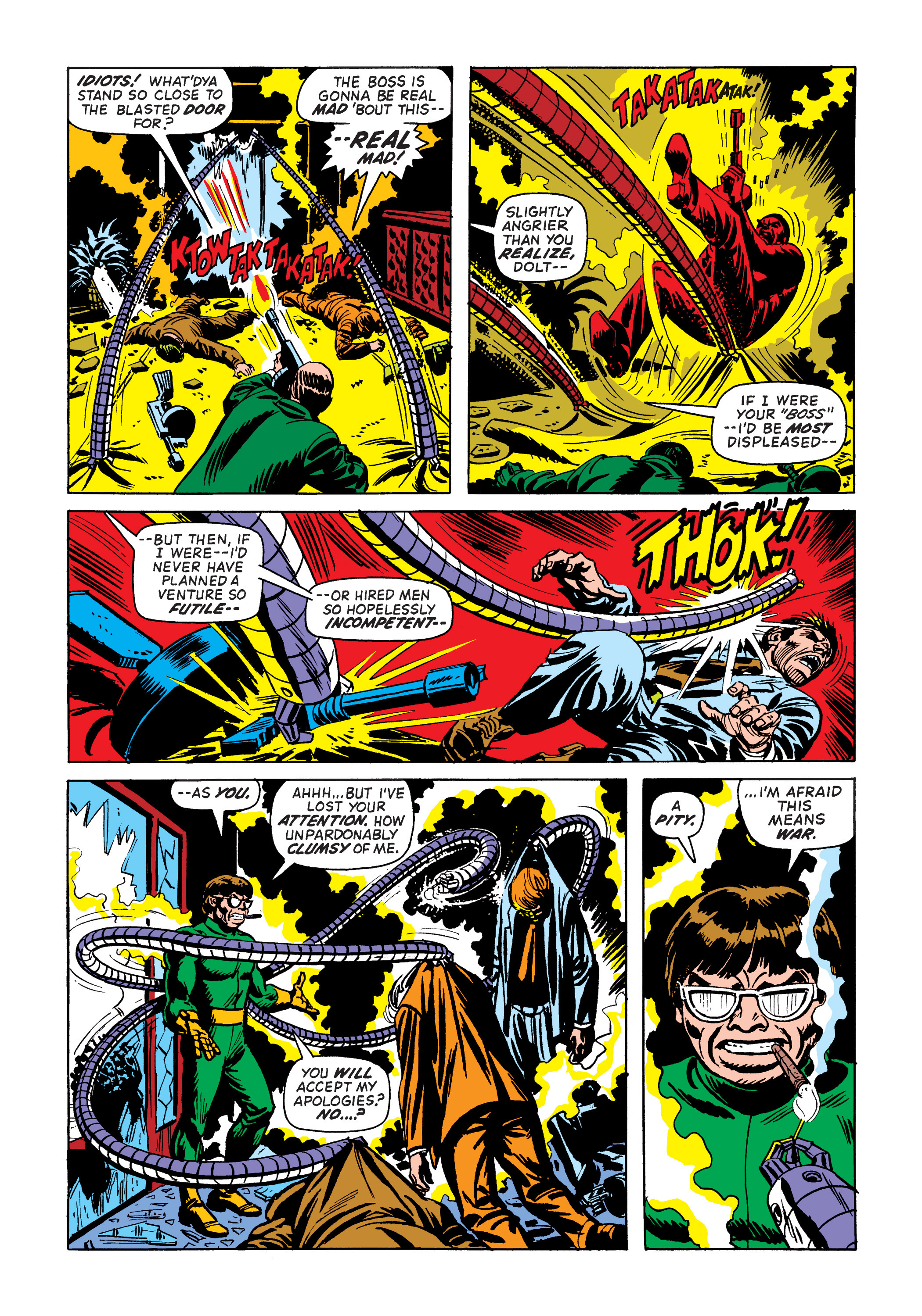The Amazing Spider-Man (1963) 113 Page 10