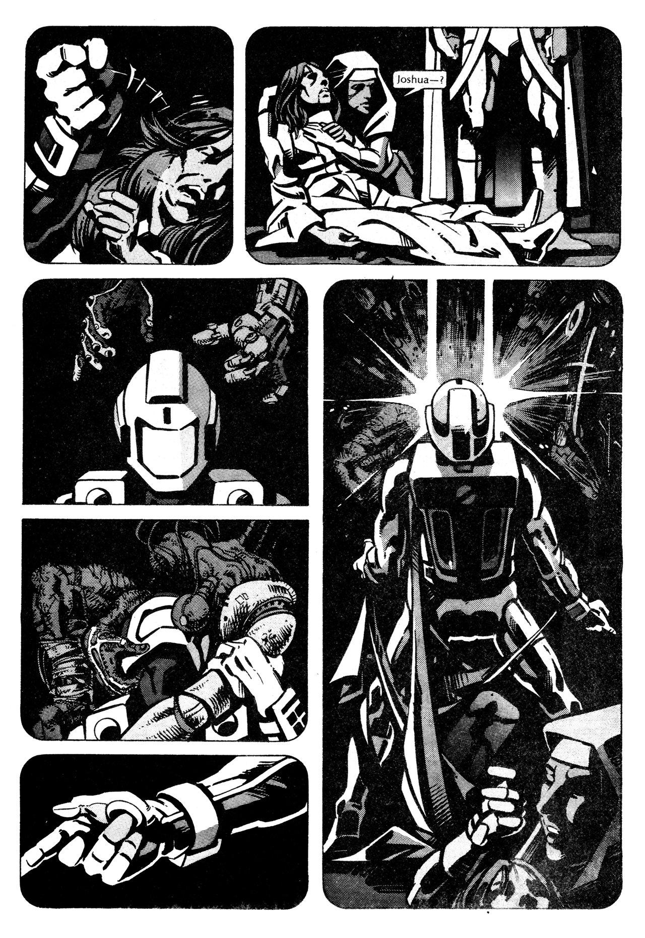 Read online Star*Reach comic -  Issue #13 - 7