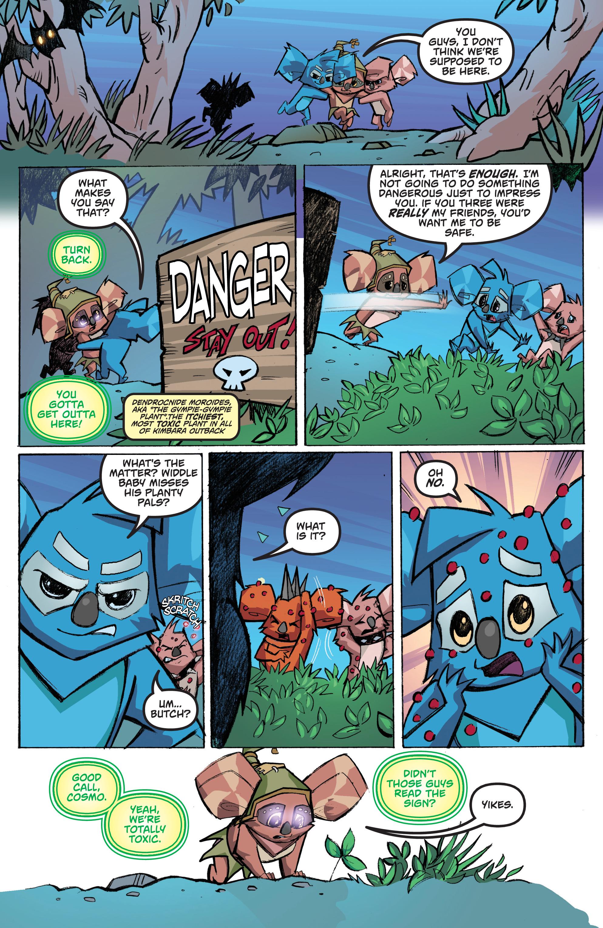 Read online Animal Jam comic -  Issue #1 - 18
