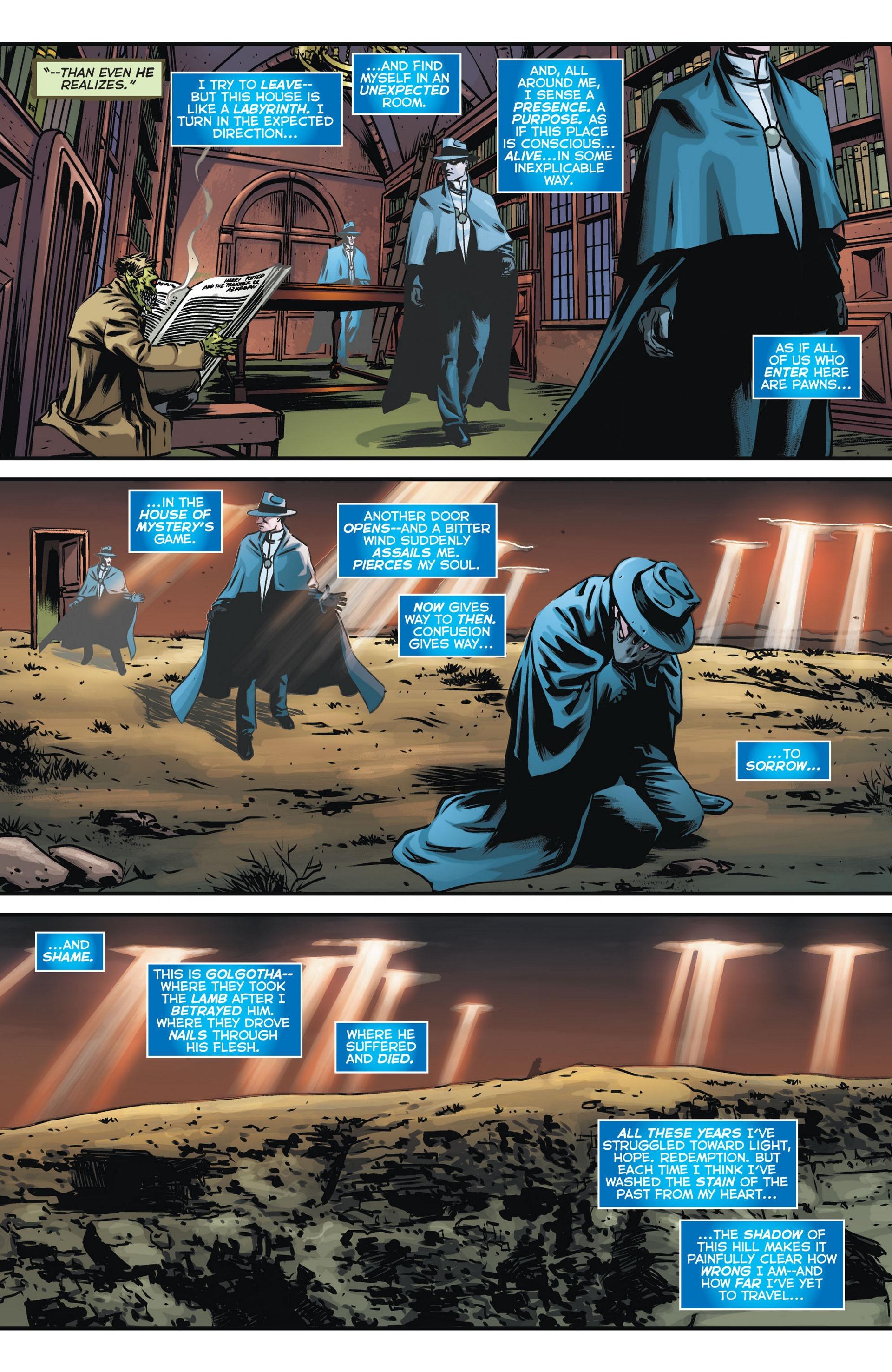 Read online Trinity of Sin: The Phantom Stranger comic -  Issue #14 - 11