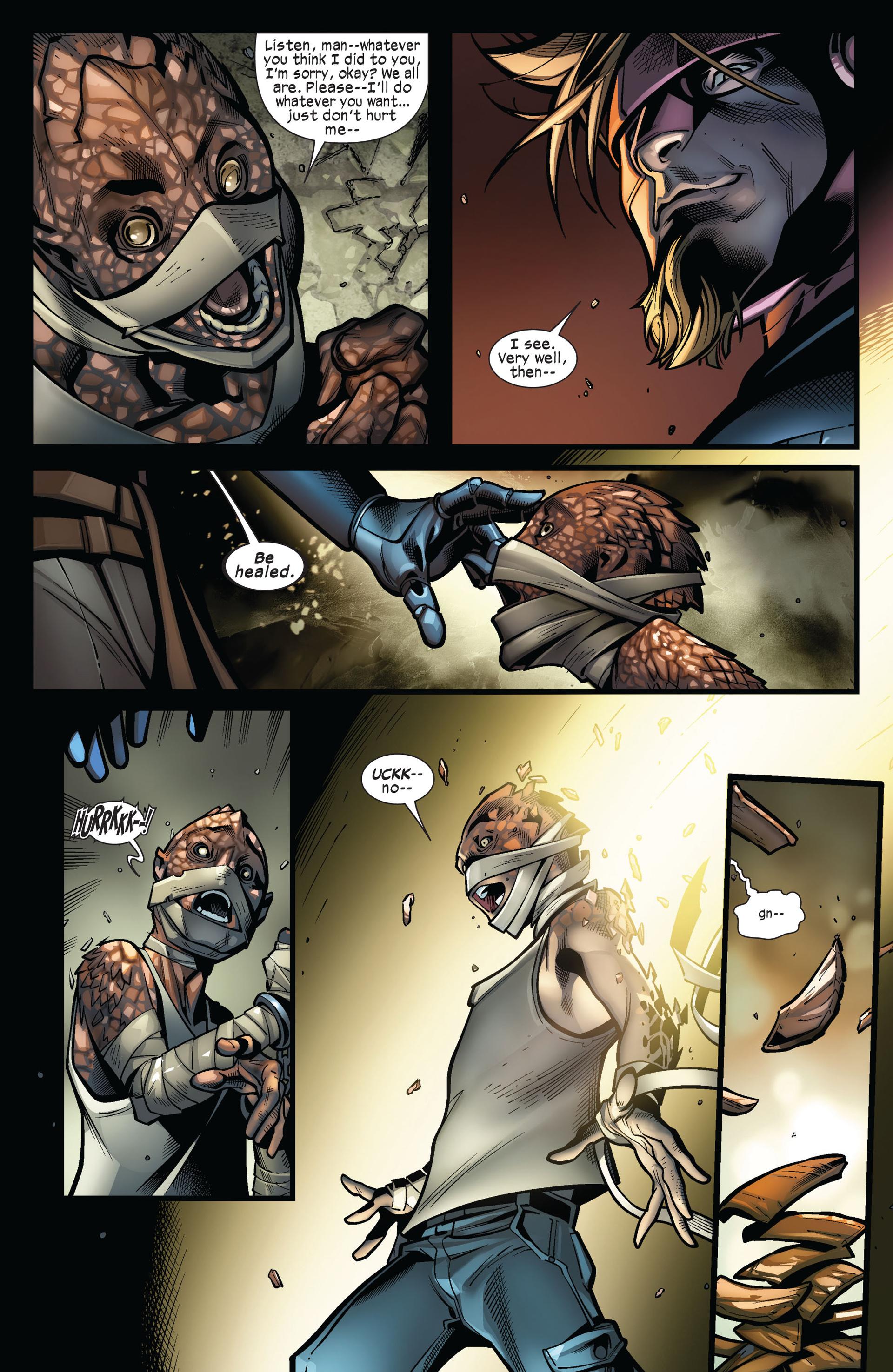 Read online Ultimate Comics X-Men comic -  Issue #5 - 5