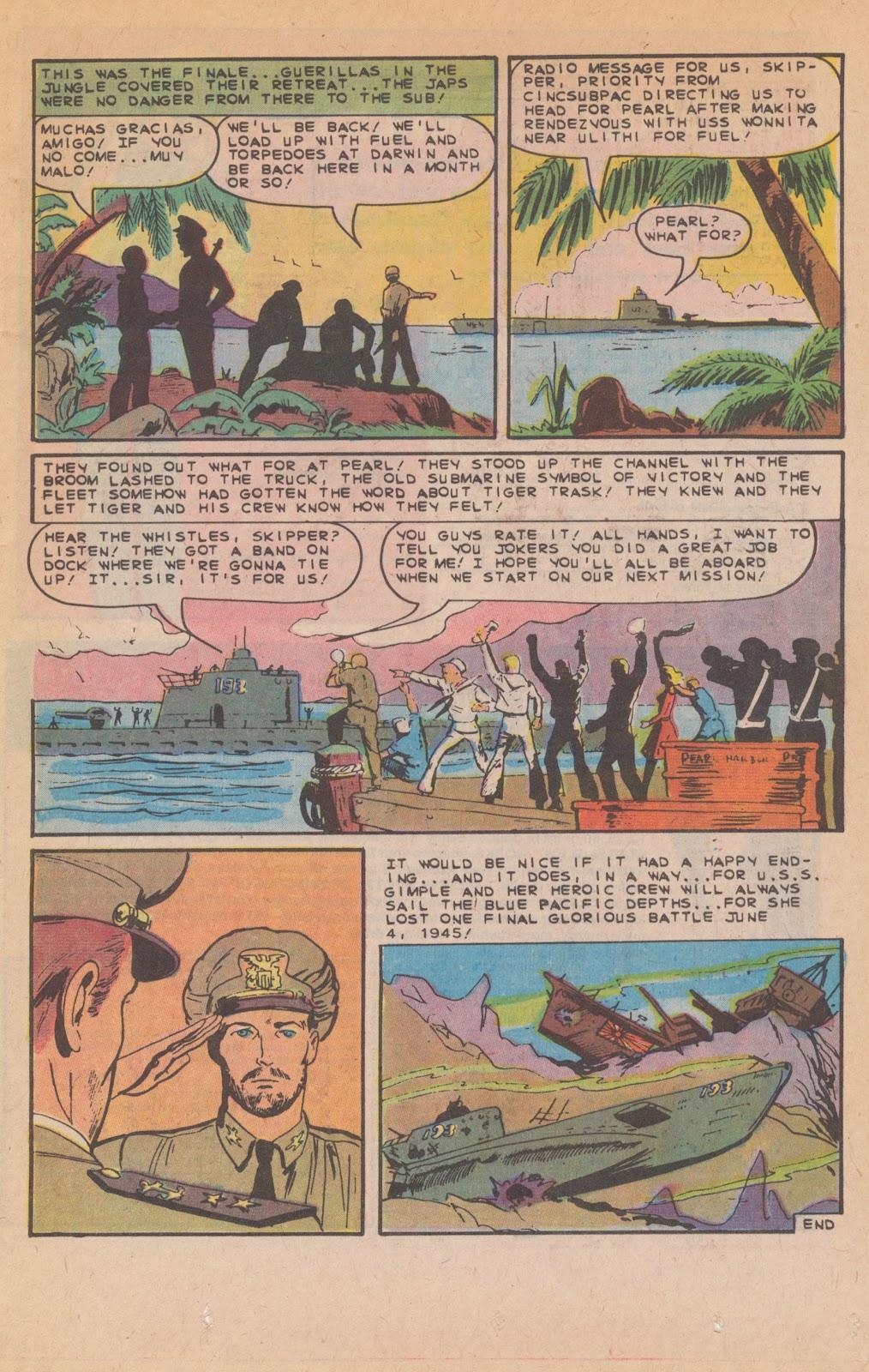 Read online Fightin' Navy comic -  Issue #132 - 13