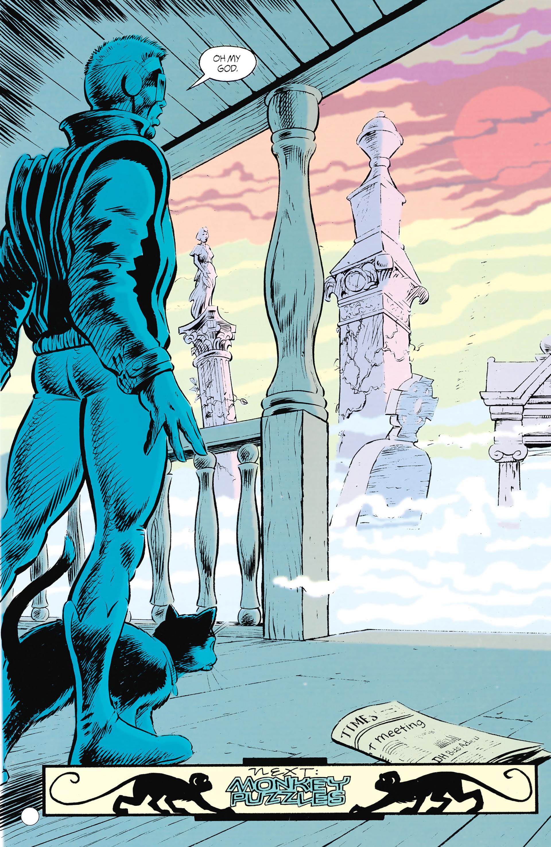 Read online Animal Man (1988) comic -  Issue #24 - 25