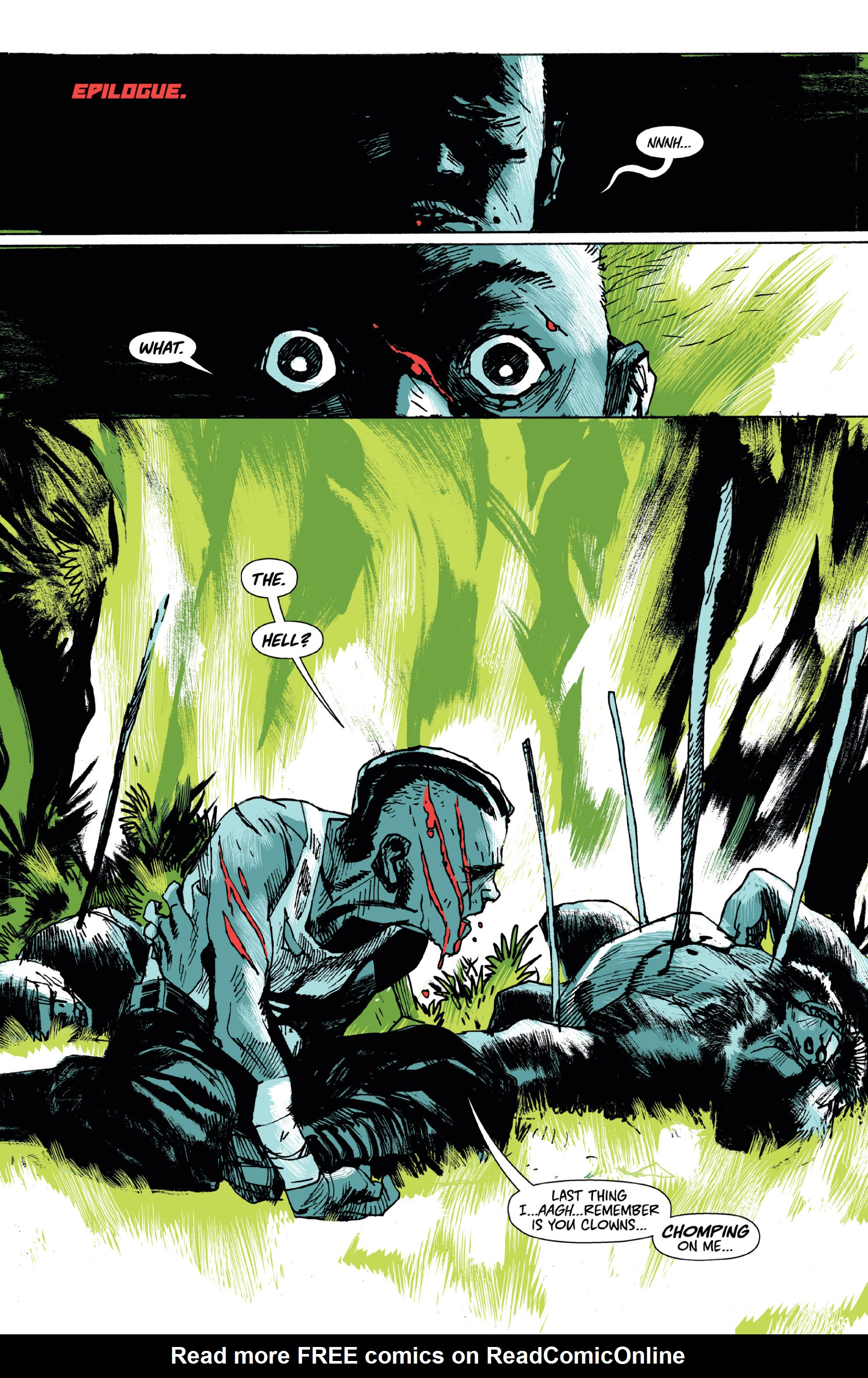 Read online Ei8ht comic -  Issue # TPB - 123
