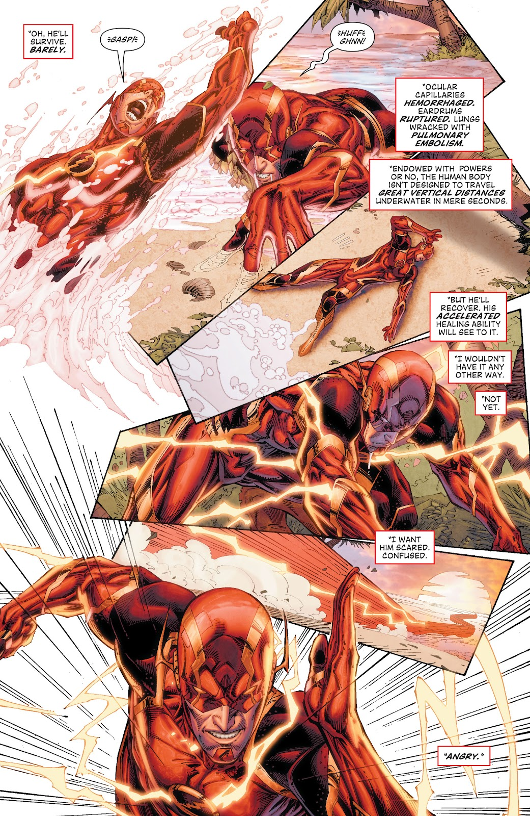 Read online The Flash (2011) comic -  Issue # _TPB 8 (Part 2) - 23