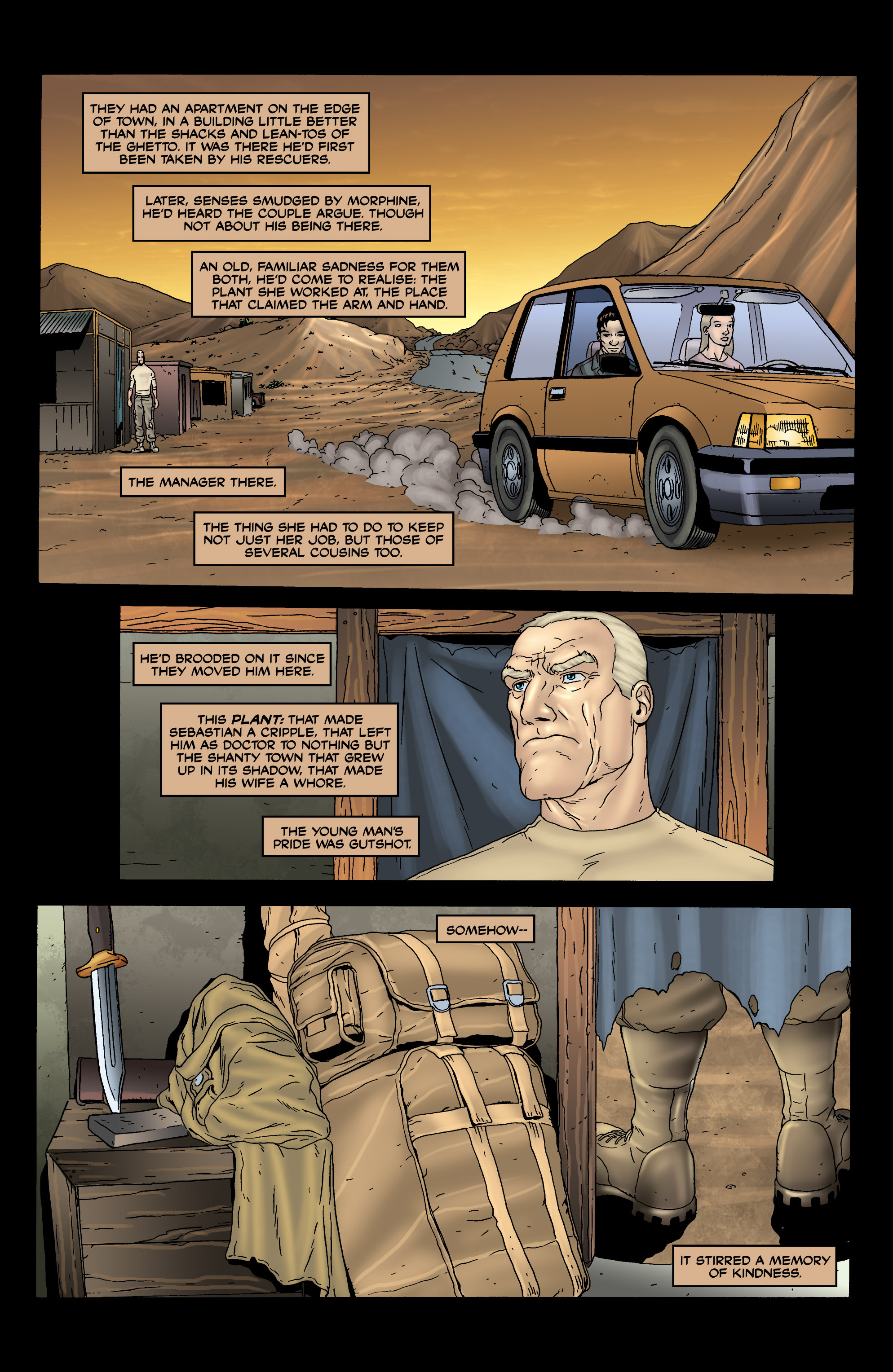 Read online 303 comic -  Issue #4 - 17