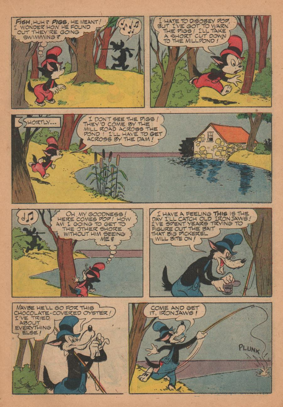 Walt Disney's Comics and Stories issue 194 - Page 15