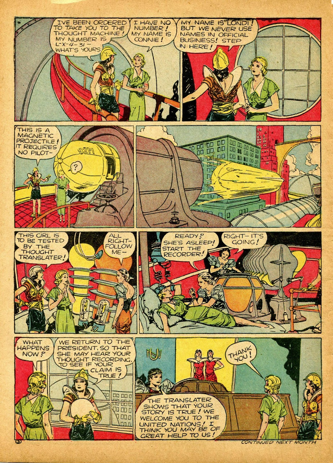 Read online Famous Funnies comic -  Issue #84 - 56