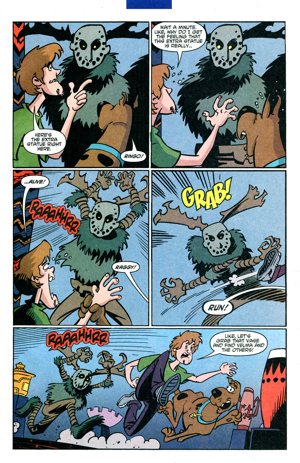 Read online Scooby-Doo (1997) comic -  Issue #92 - 20