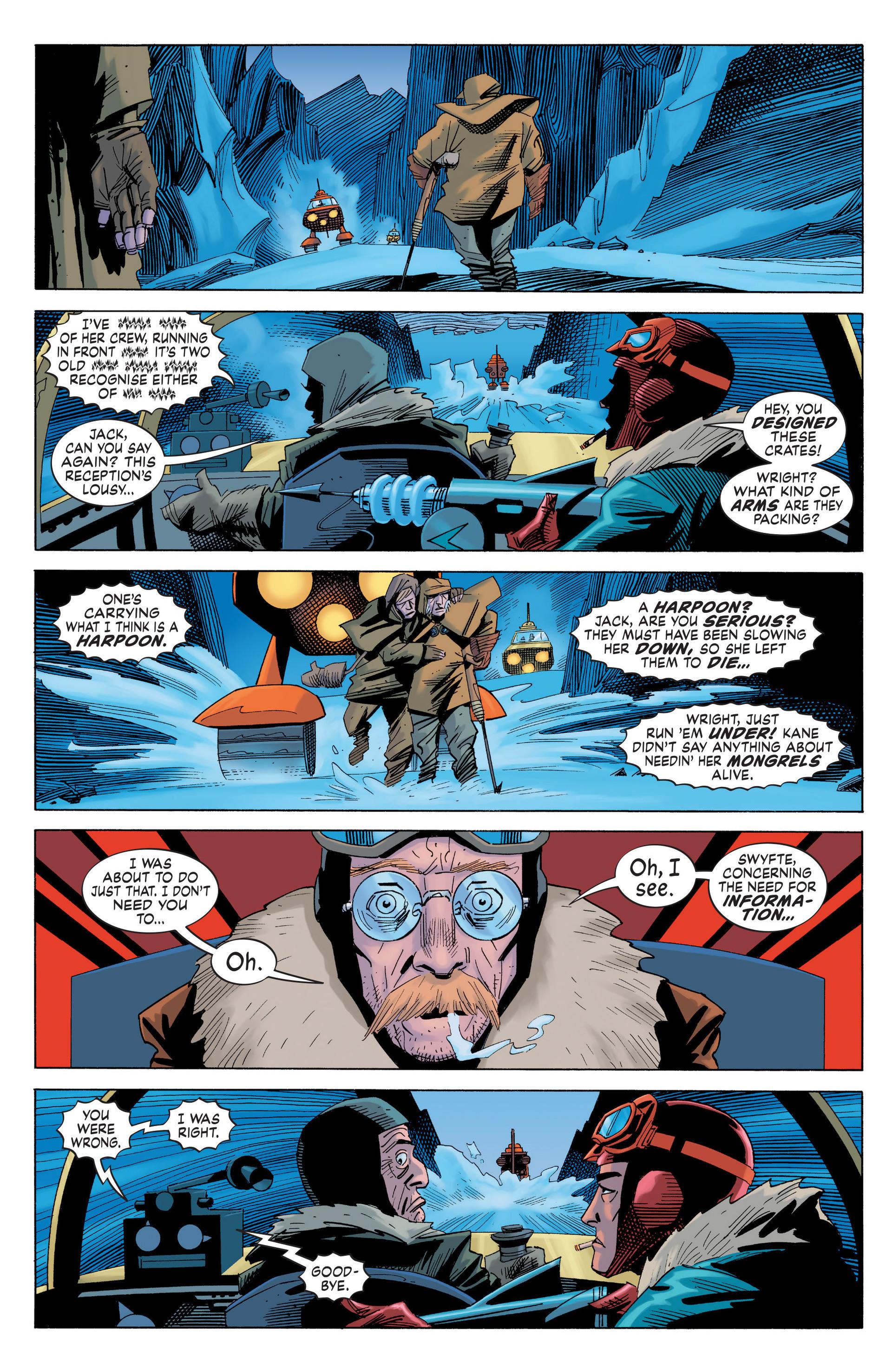 Read online Nemo: Heart of Ice comic -  Issue # Full - 25