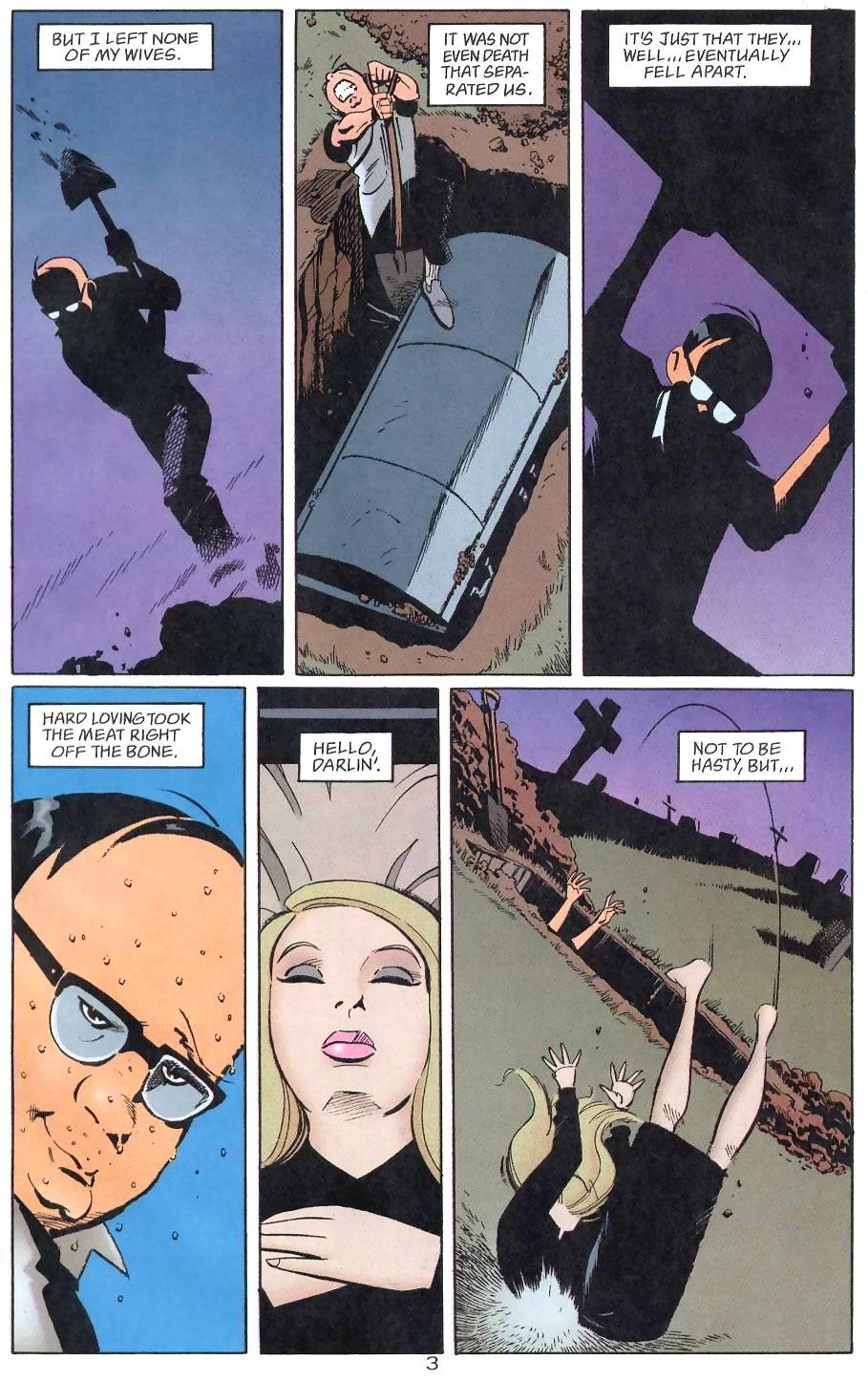 Read online Flinch comic -  Issue #5 - 4