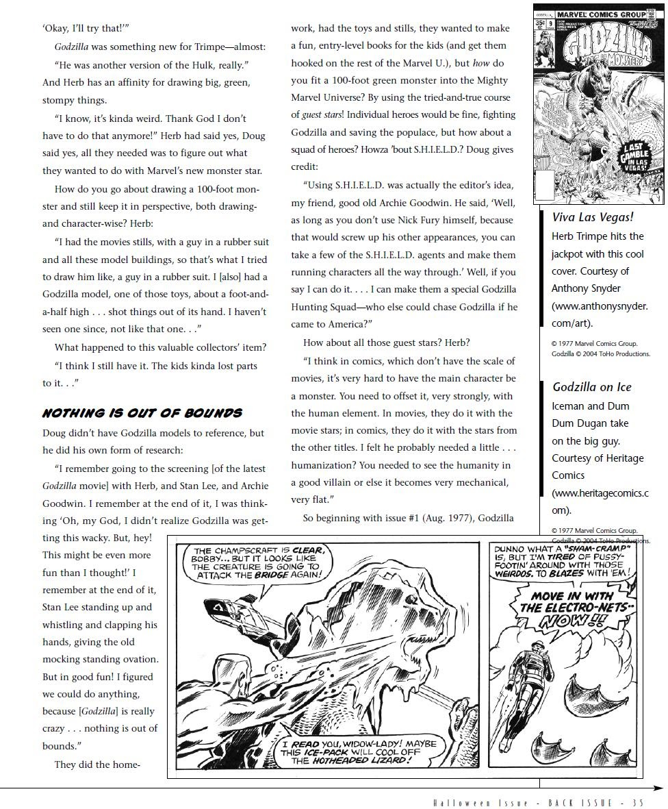 Back Issue issue 6 - Page 36