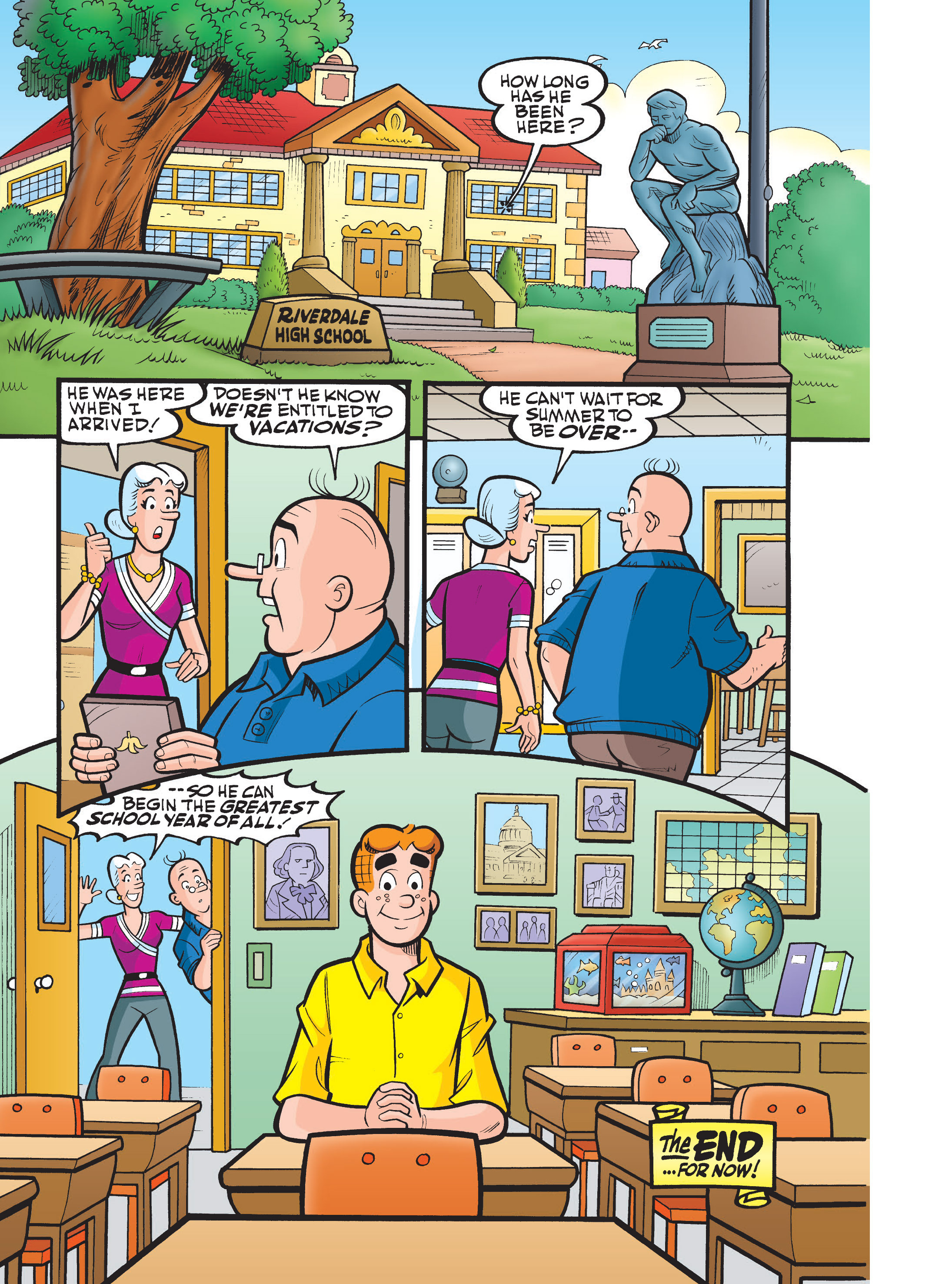 Read online Archie 75th Anniversary Digest comic -  Issue #1 - 188