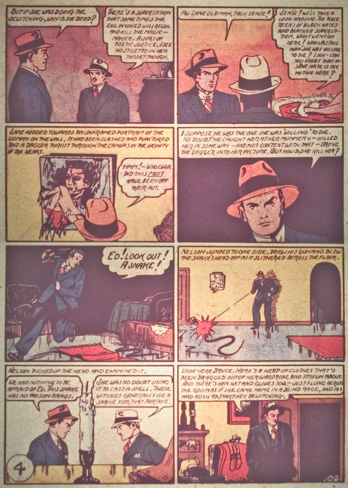 Read online Detective Comics (1937) comic -  Issue #27 - 40