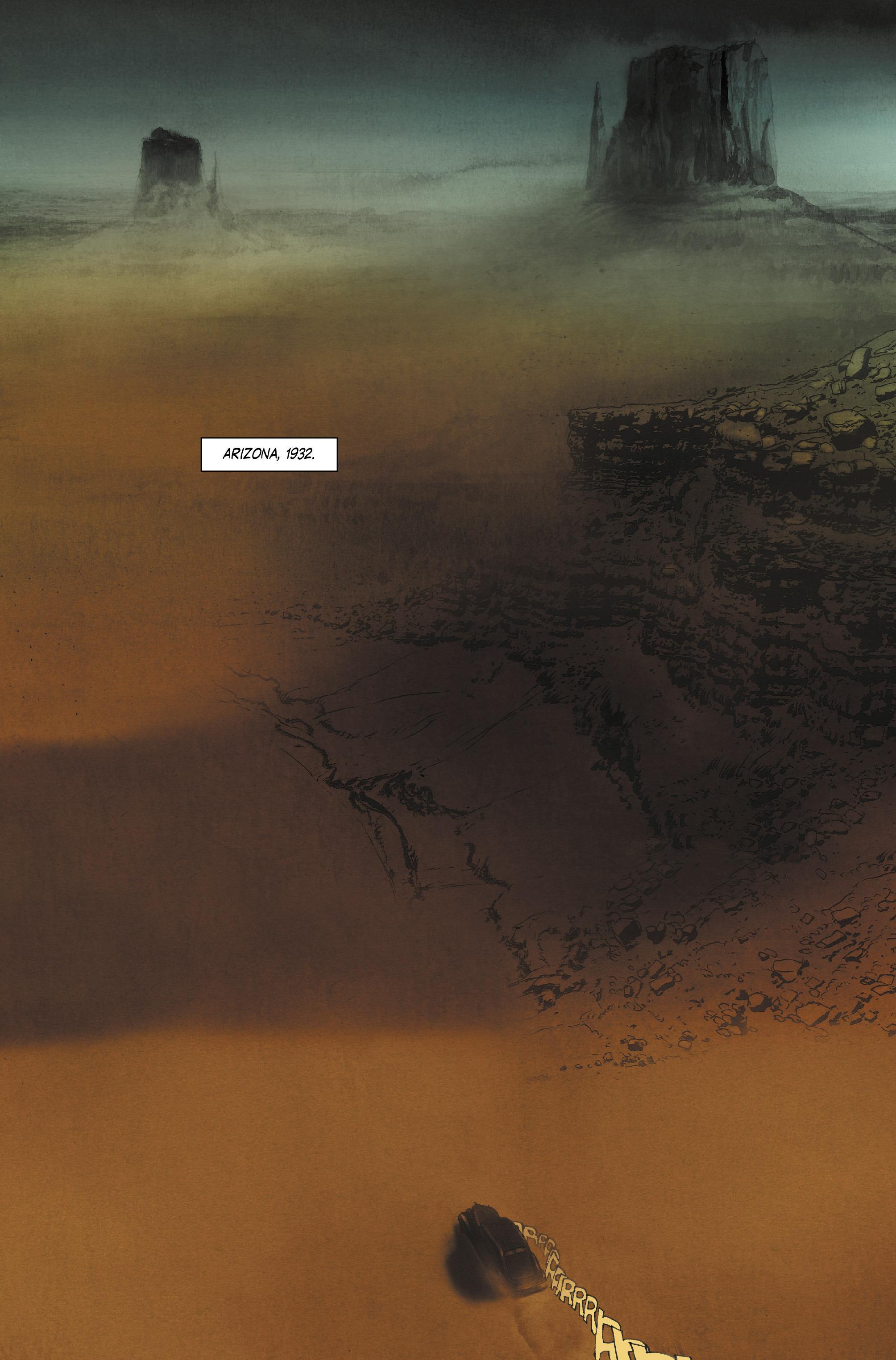Read online Triggerman comic -  Issue #1 - 8