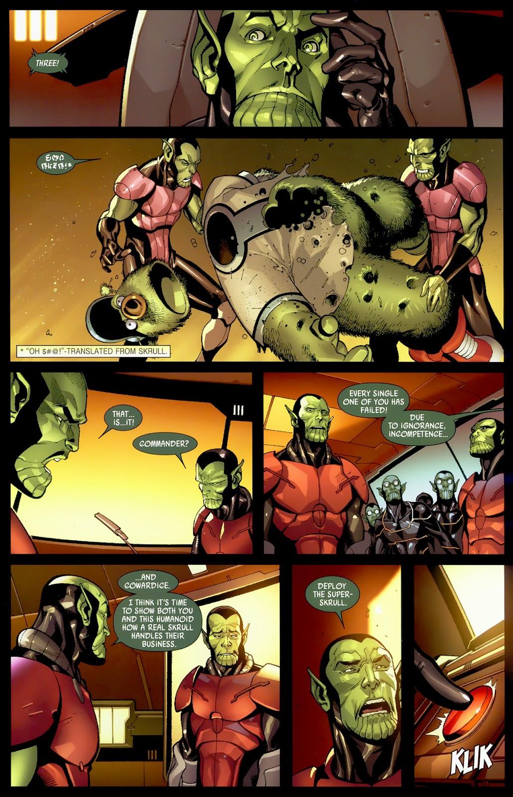 Read online Deadpool (2008) comic -  Issue #1 - 12