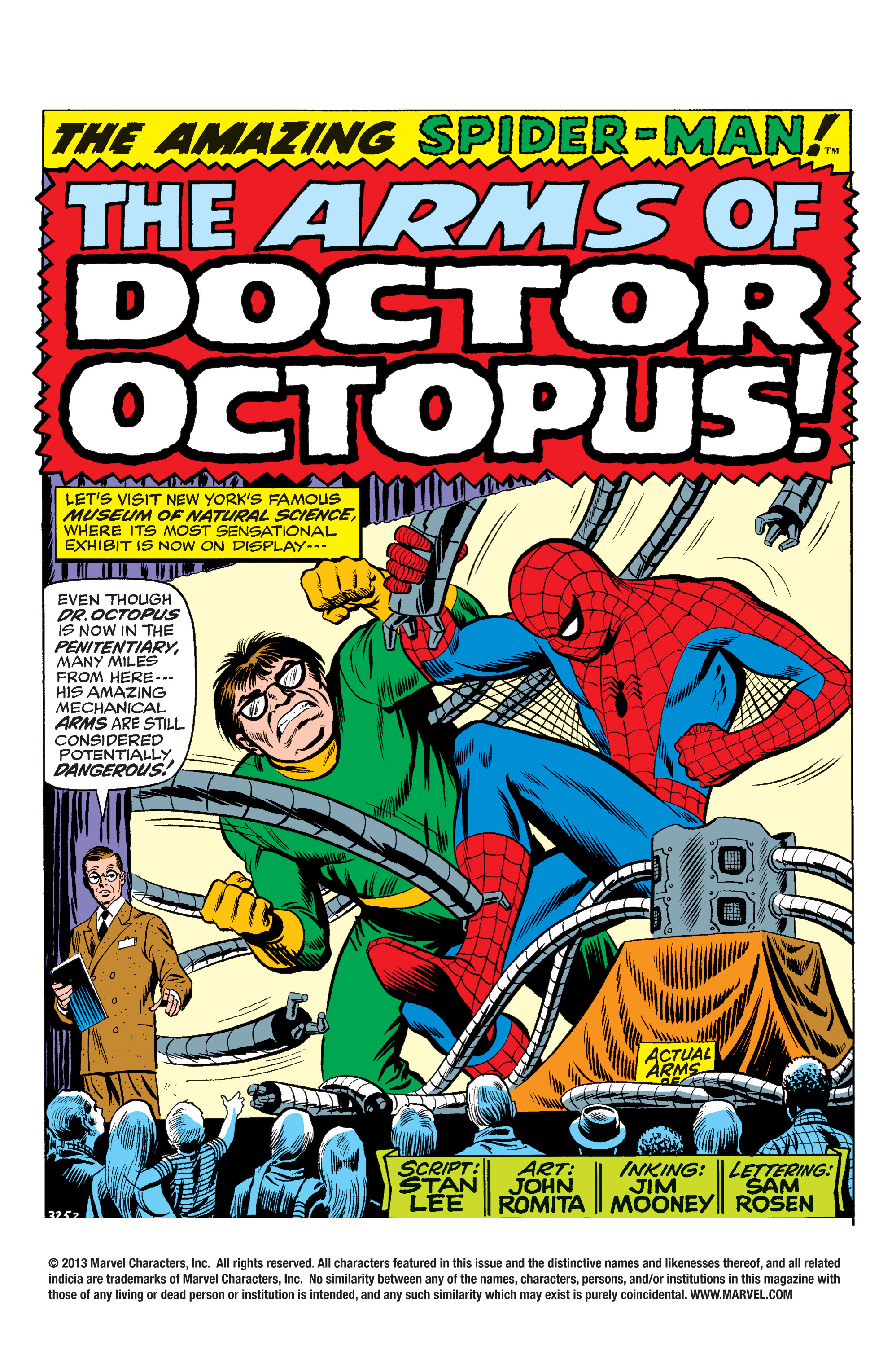 The Amazing Spider-Man (1963) 88 Page 1