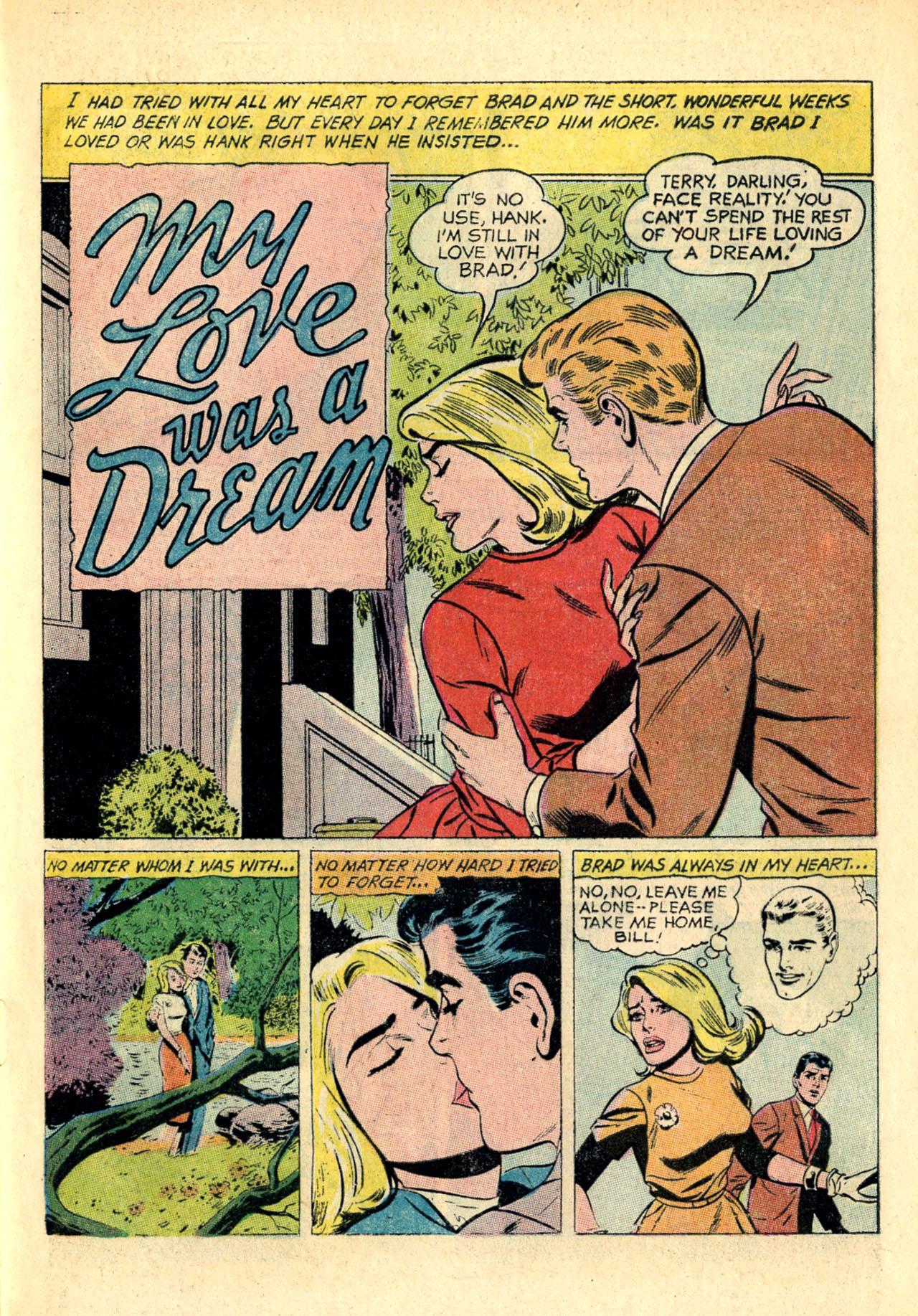 Read online Secret Hearts comic -  Issue #118 - 9