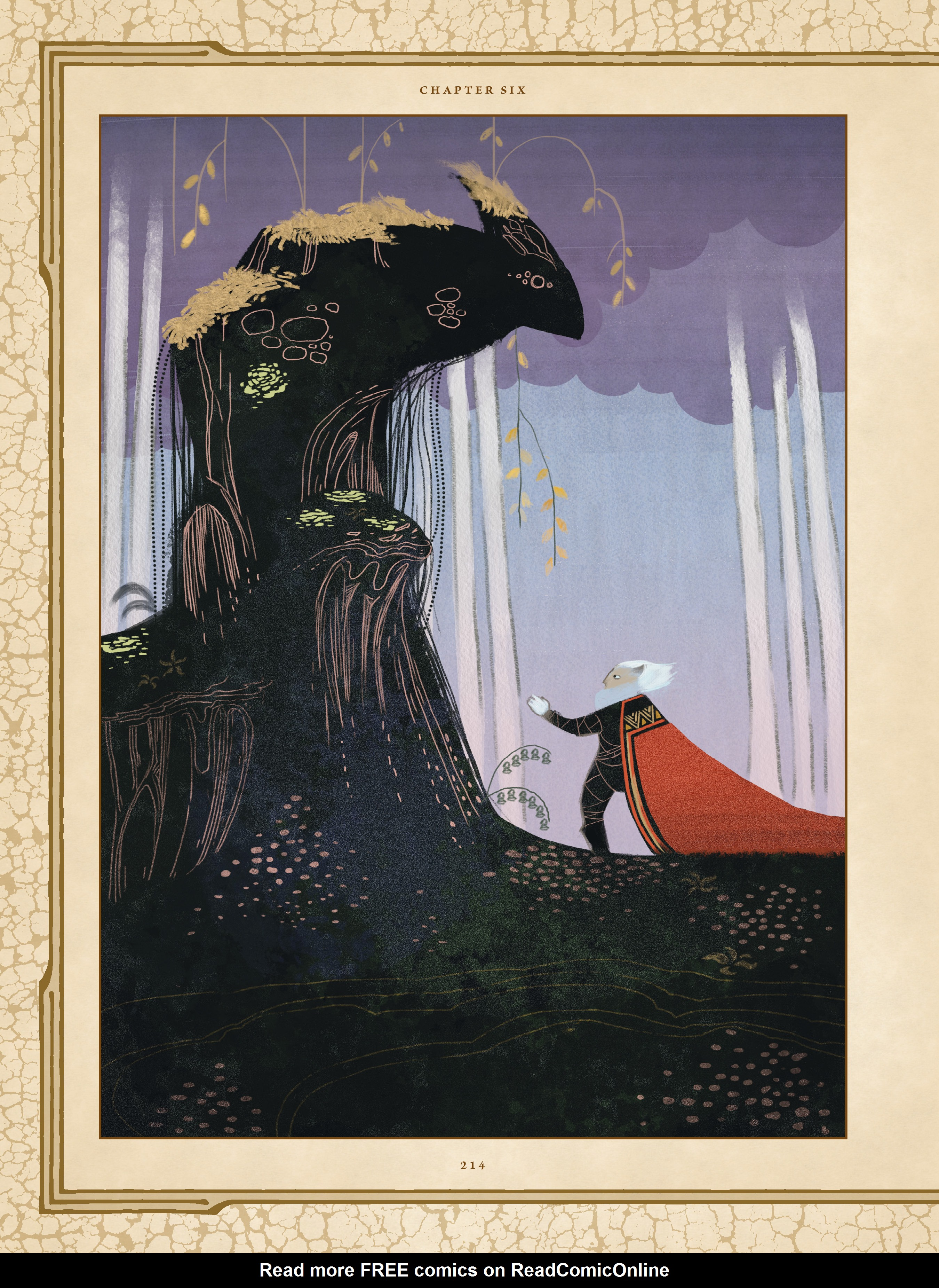 Read online Dragon Age: The World of Thedas comic -  Issue # TPB 2 - 209