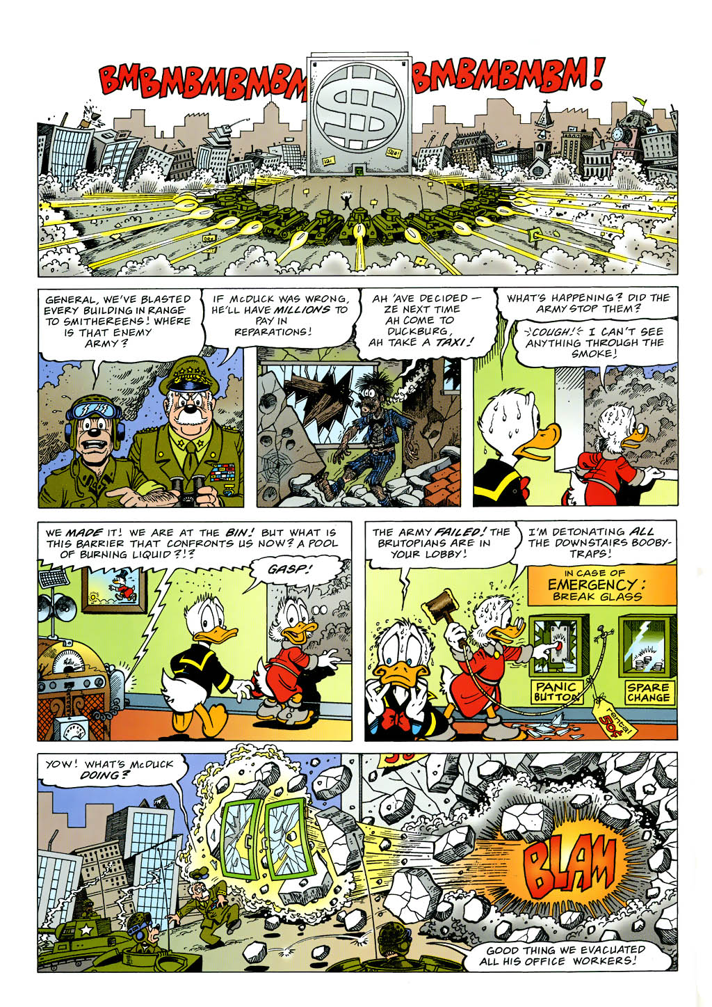 Read online Uncle Scrooge (1953) comic -  Issue #321 - 12