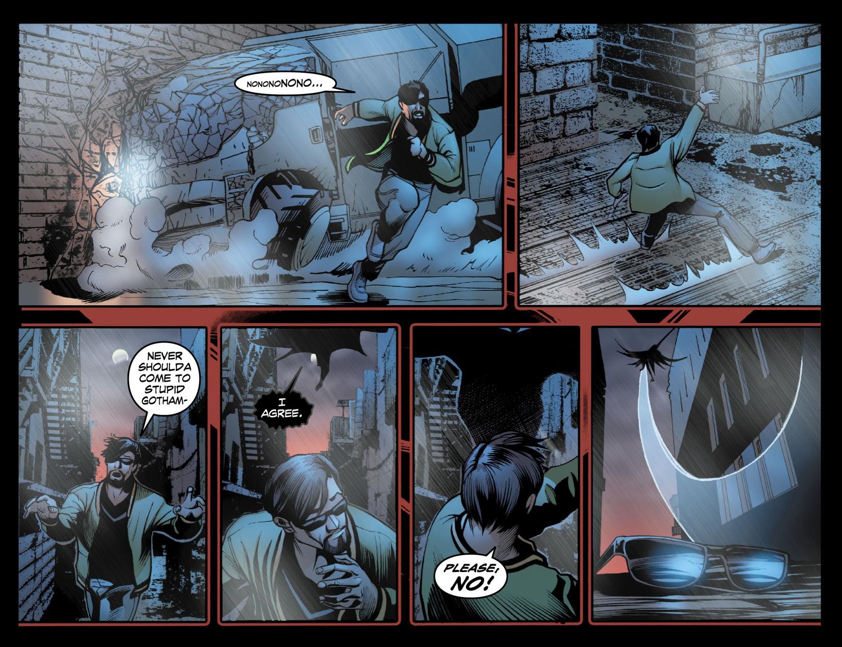 Read online Smallville: Season 11 comic -  Issue #13 - 17