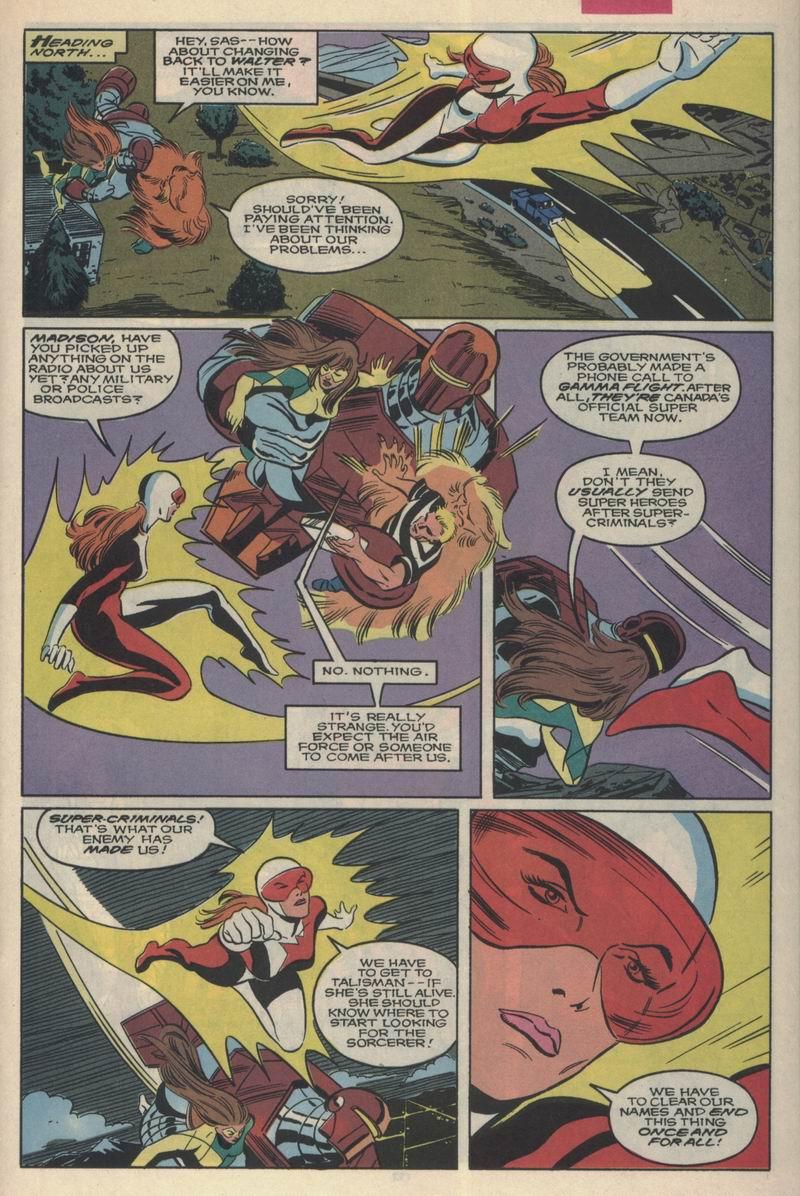 Read online Alpha Flight (1983) comic -  Issue #84 - 9