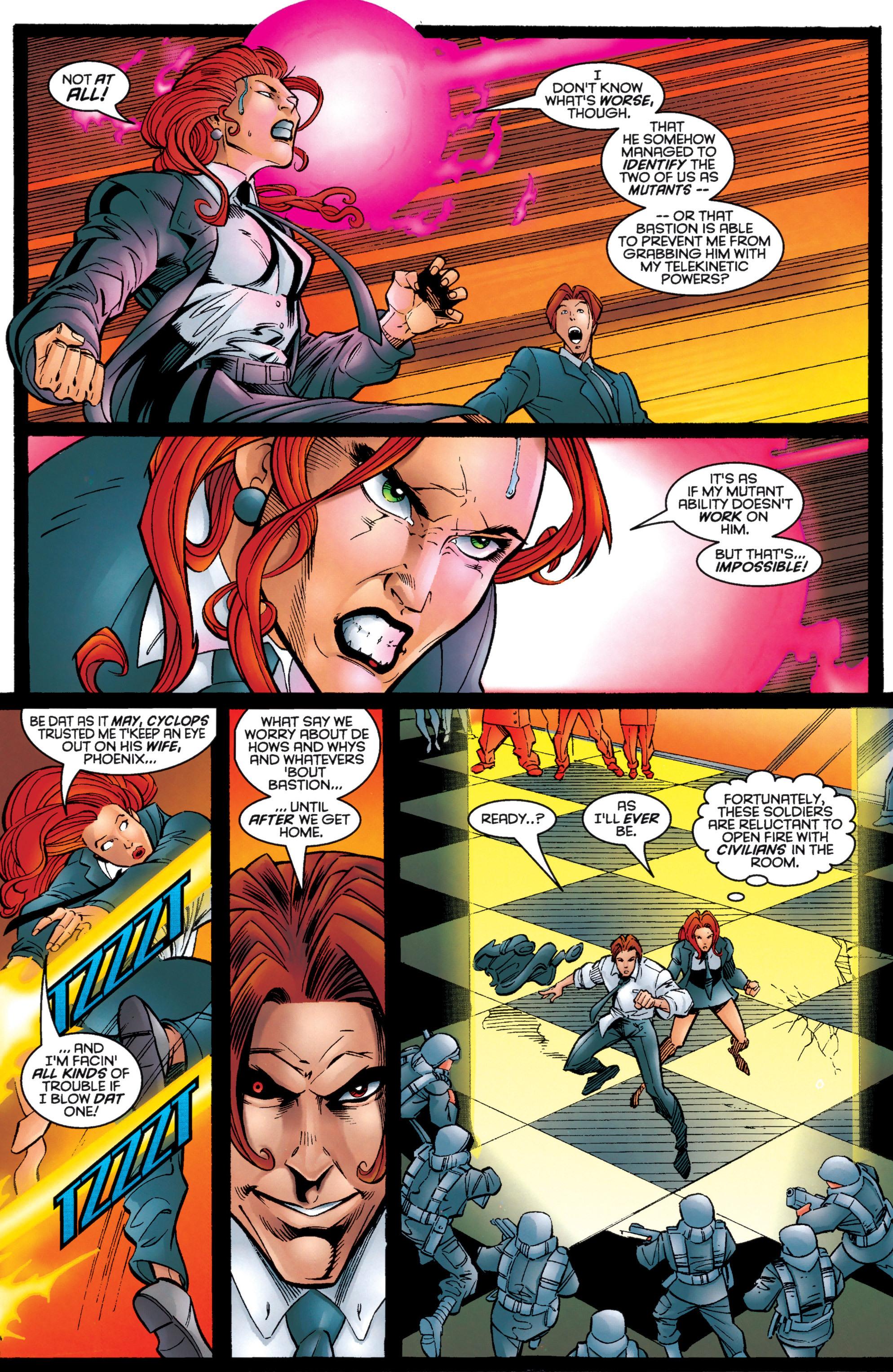 Read online Uncanny X-Men (1963) comic -  Issue #333 - 16