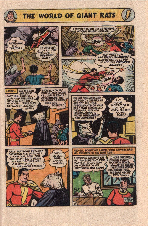 Read online Shazam! (1973) comic -  Issue #21 - 21