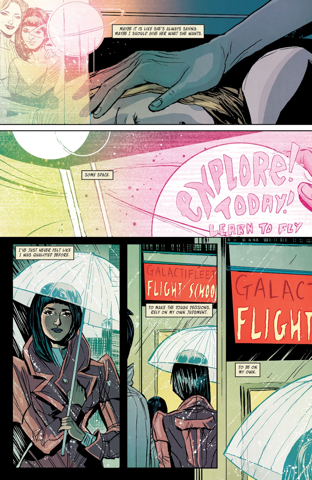 Read online Strange Adventures (2014) comic -  Issue # TPB (Part 1) - 95