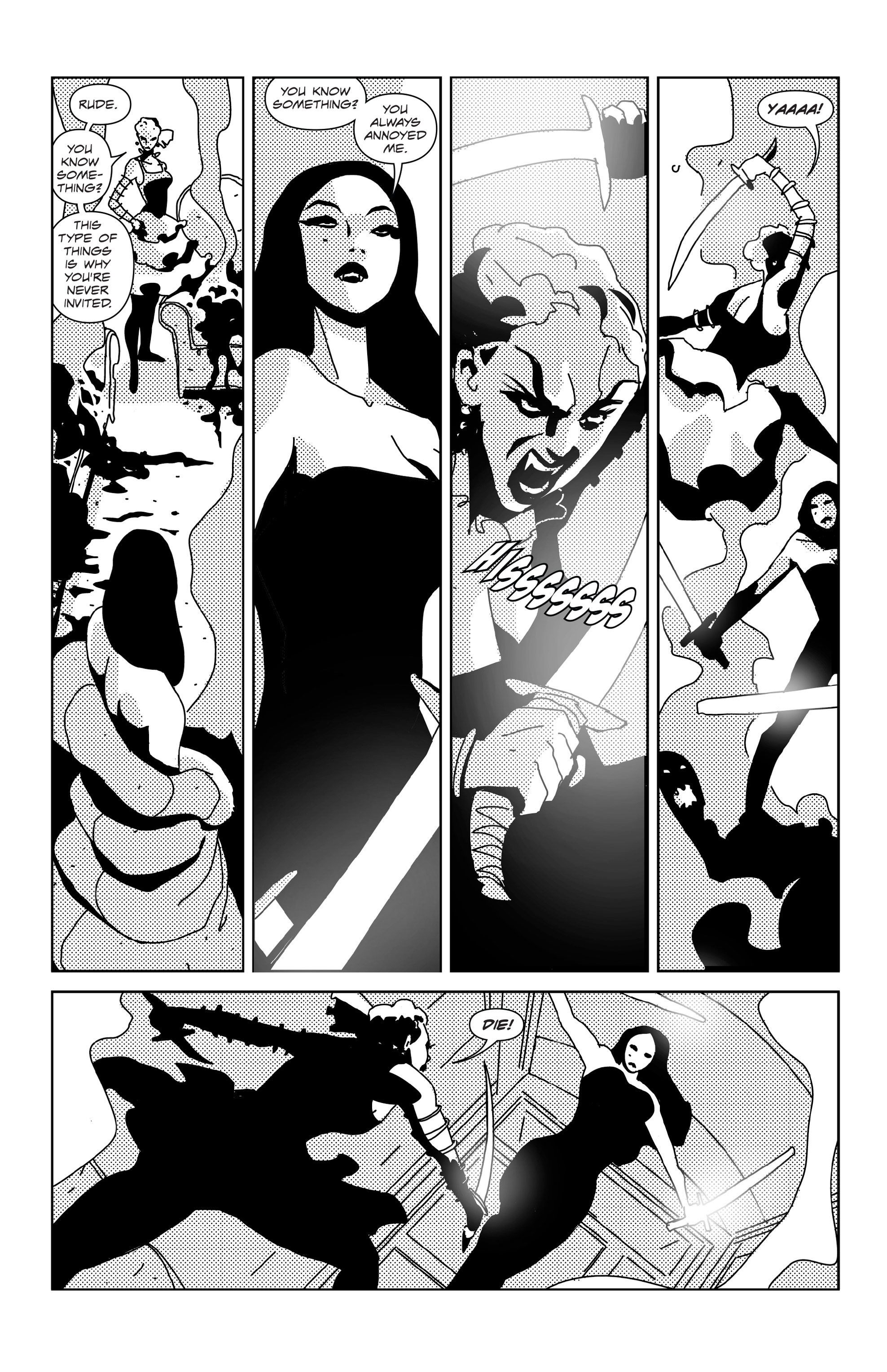 Read online Silver comic -  Issue #5 - 9