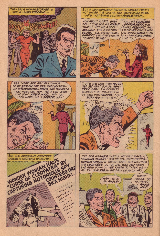 Read online Wonder Woman (1942) comic -  Issue #161 - 22