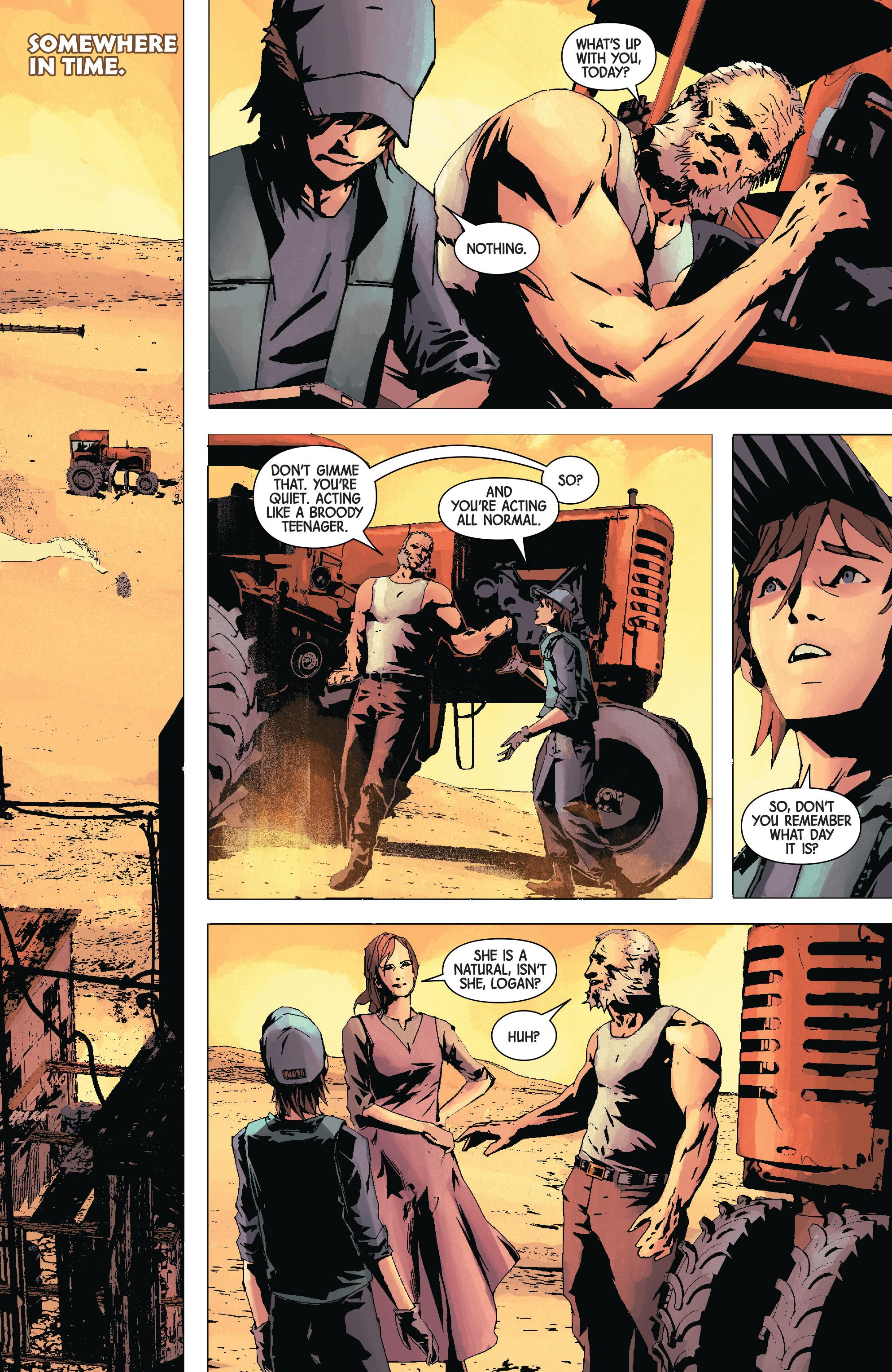 Read online Old Man Logan (2016) comic -  Issue #24 - 9