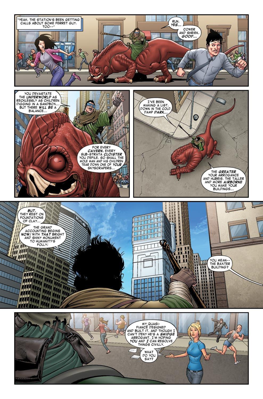 Read online Fantastic Four: Season One comic -  Issue # TPB - 47