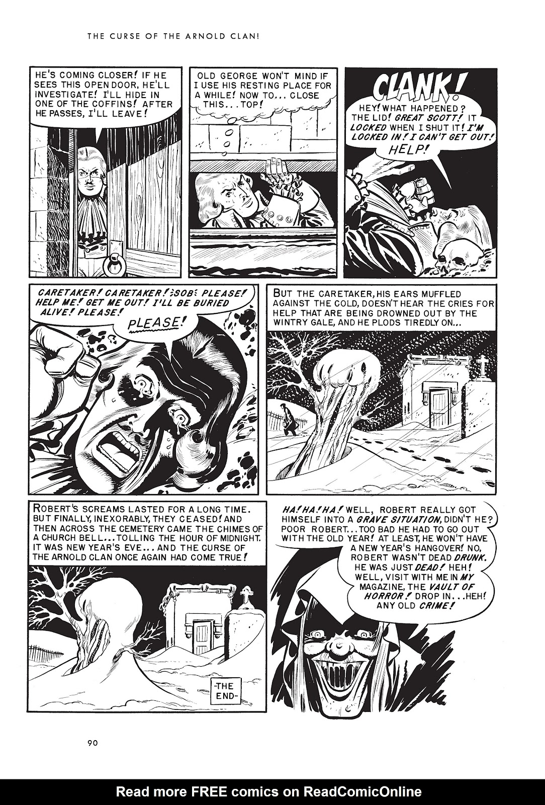 Read online Voodoo Vengeance and Other Stories comic -  Issue # TPB (Part 2) - 8