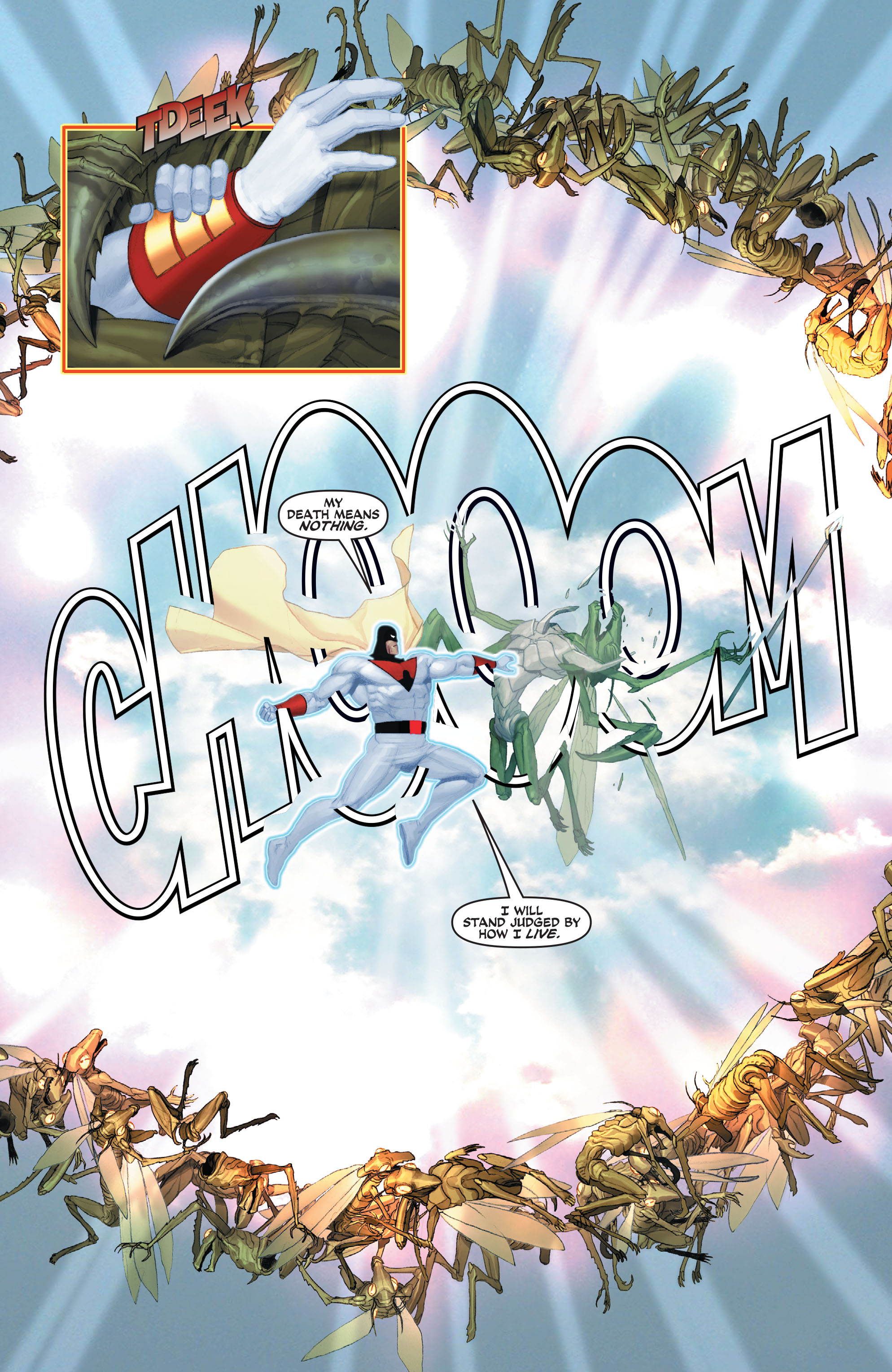 Read online Space Ghost (2016) comic -  Issue # Full - 120