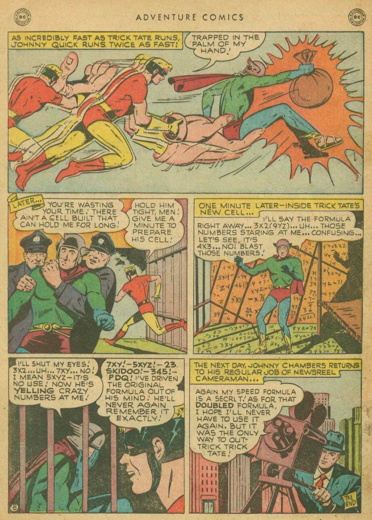 Read online Adventure Comics (1938) comic -  Issue #142 - 47