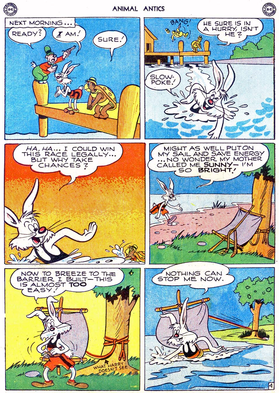 Read online Animal Antics comic -  Issue #4 - 26