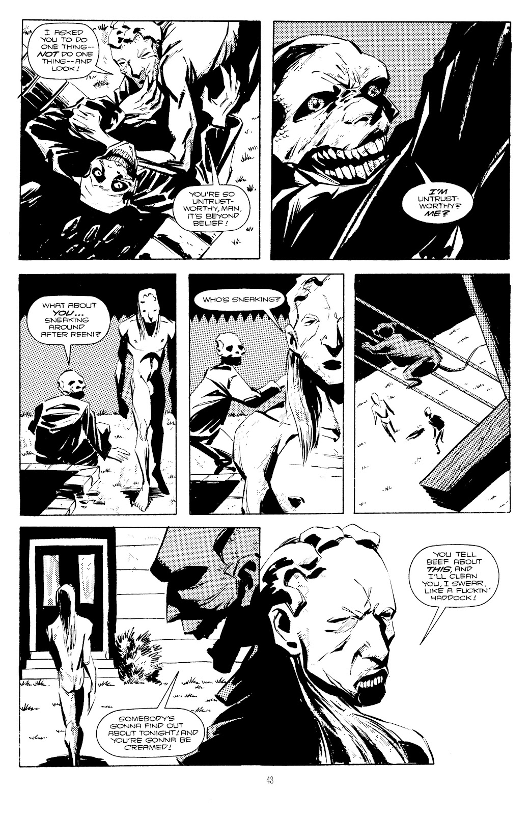 Read online Freaks' Amour comic -  Issue # TPB (Part 1) - 44