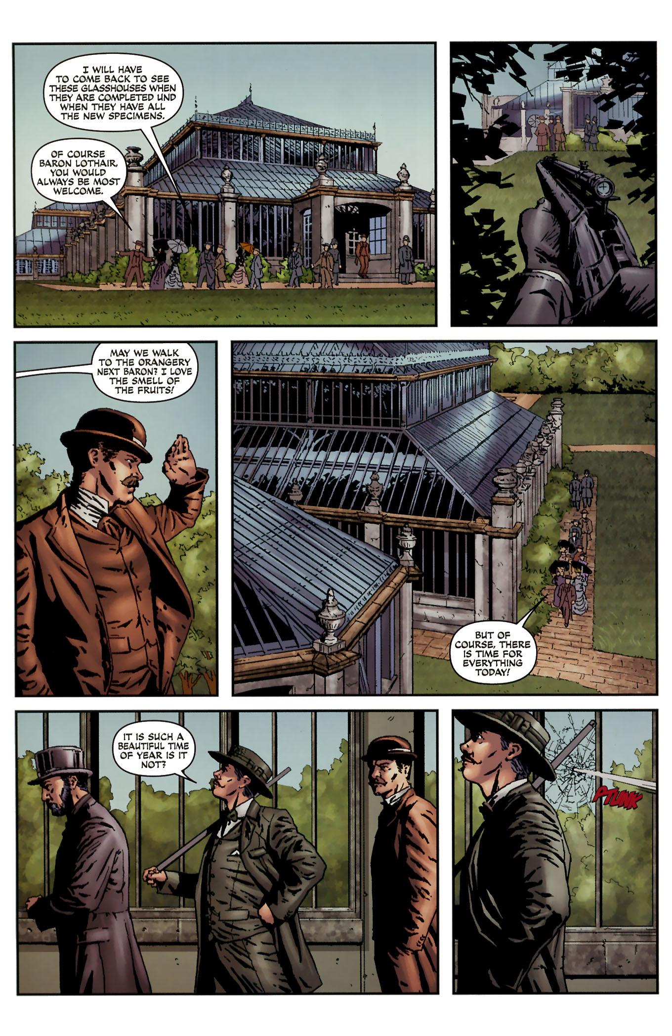Read online Sherlock Holmes (2009) comic -  Issue #3 - 22