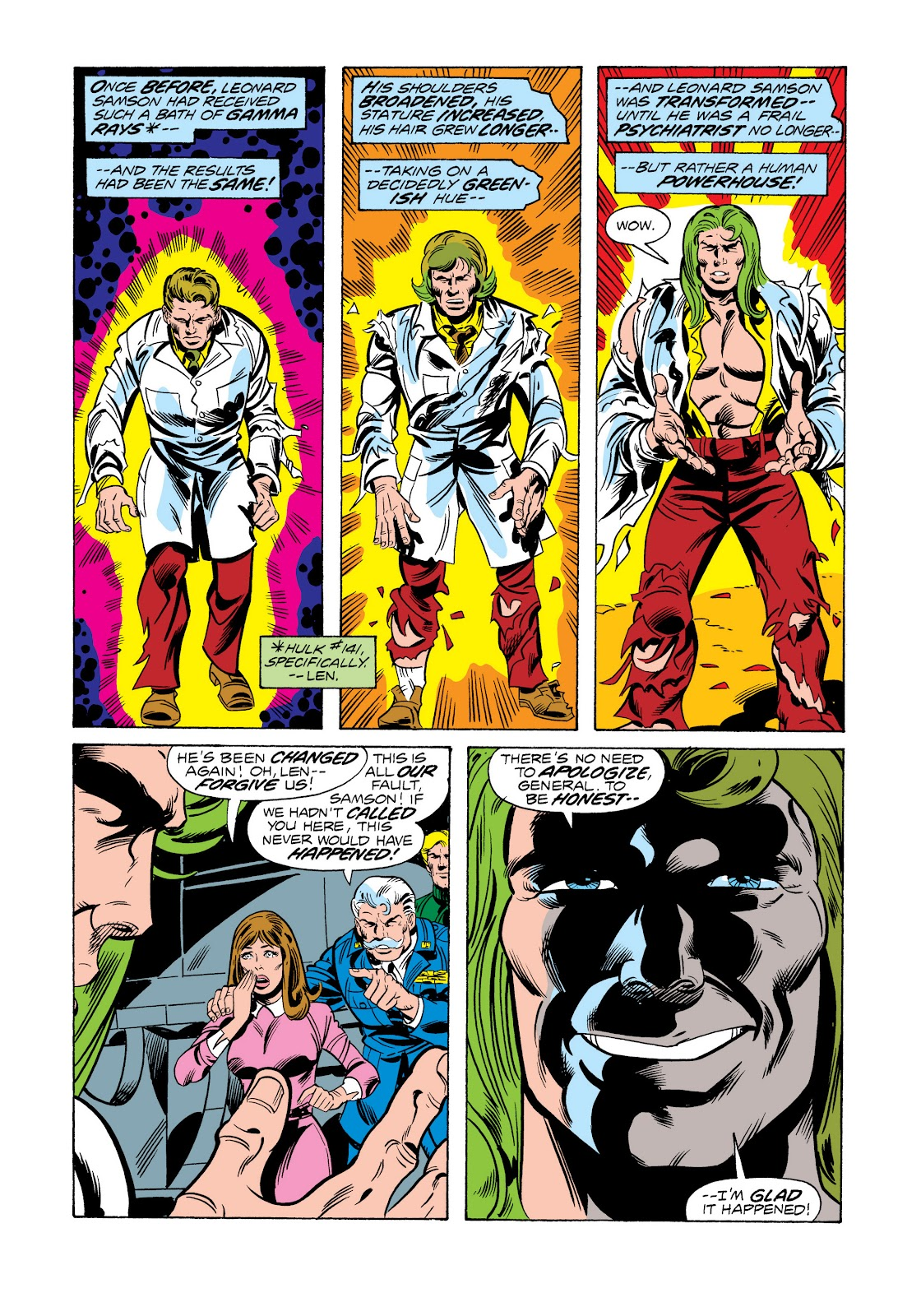 Read online Marvel Masterworks: The Incredible Hulk comic -  Issue # TPB 11 (Part 2) - 85
