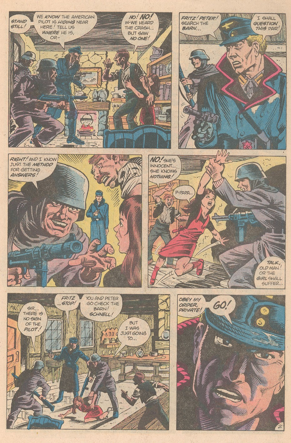 Sgt. Rock issue 379 - Page 21